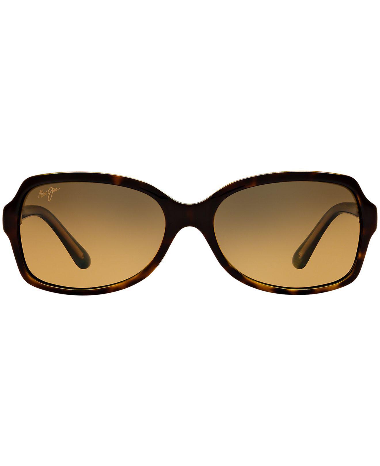 8b2d953914 Maui Jim Sunglasses, 700 Cloud Break 56 in Black - Lyst
