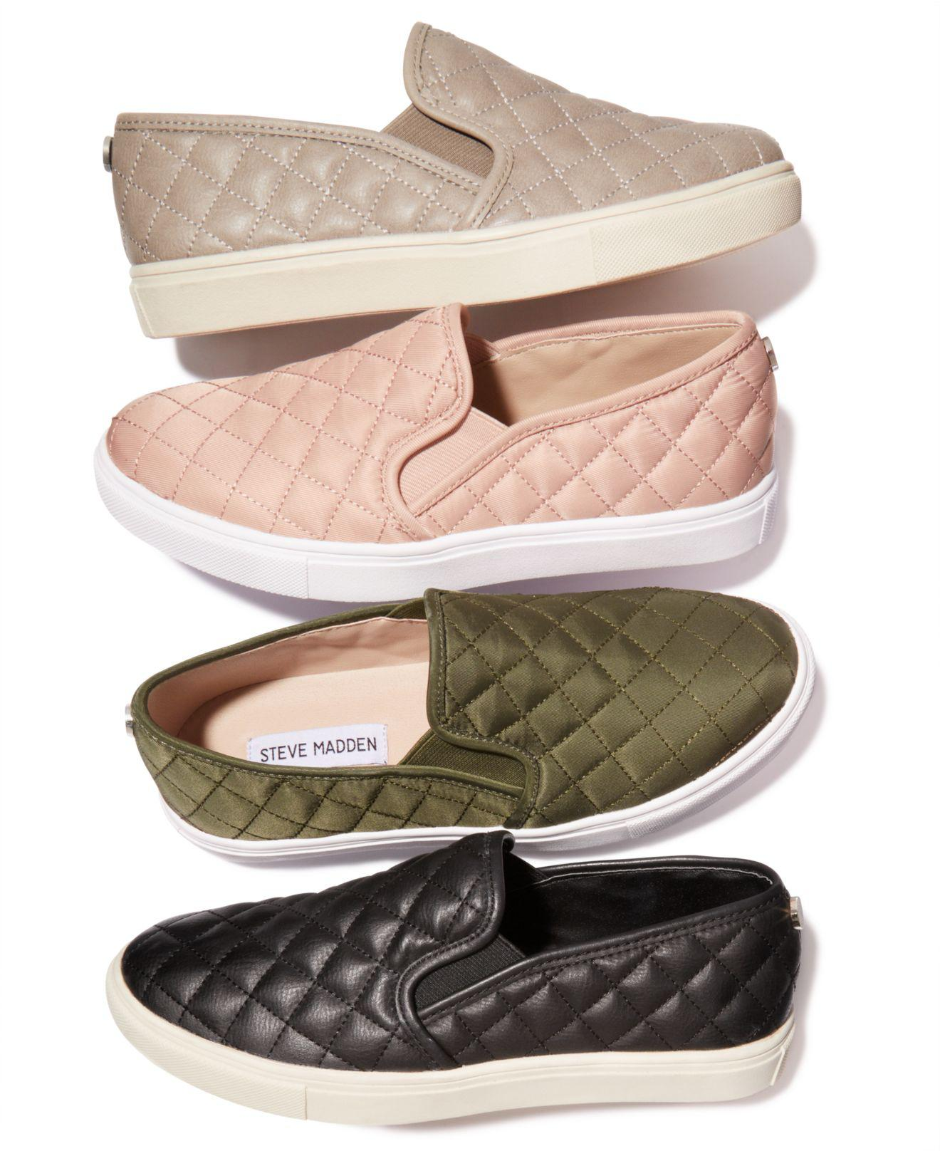 a7334c0df9a Steve Madden - Black Ecentrc-q Platform Sneakers - Lyst. View fullscreen