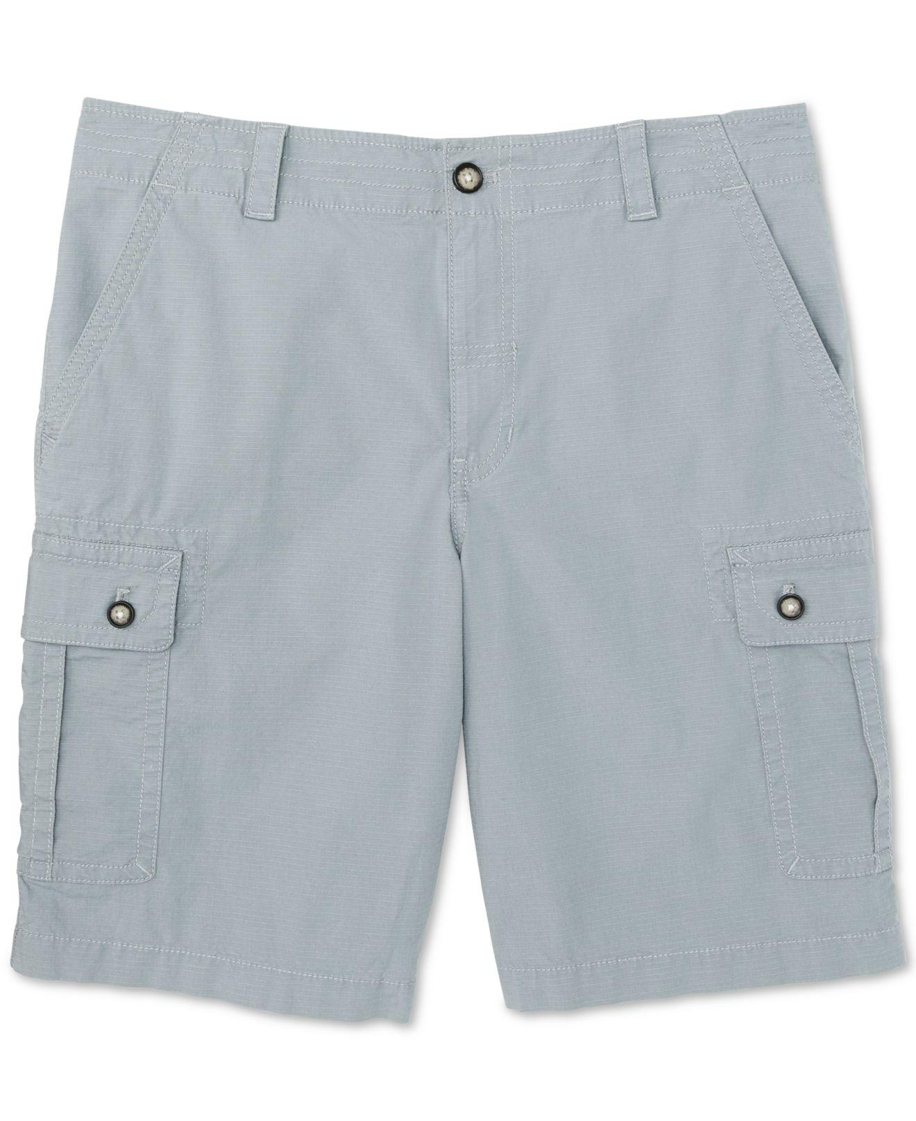 0a8b720cce Lyst - G.H.BASS Salt Cove Stretch Moisture-wicking Ripstop Cargo Shorts in  Blue for Men