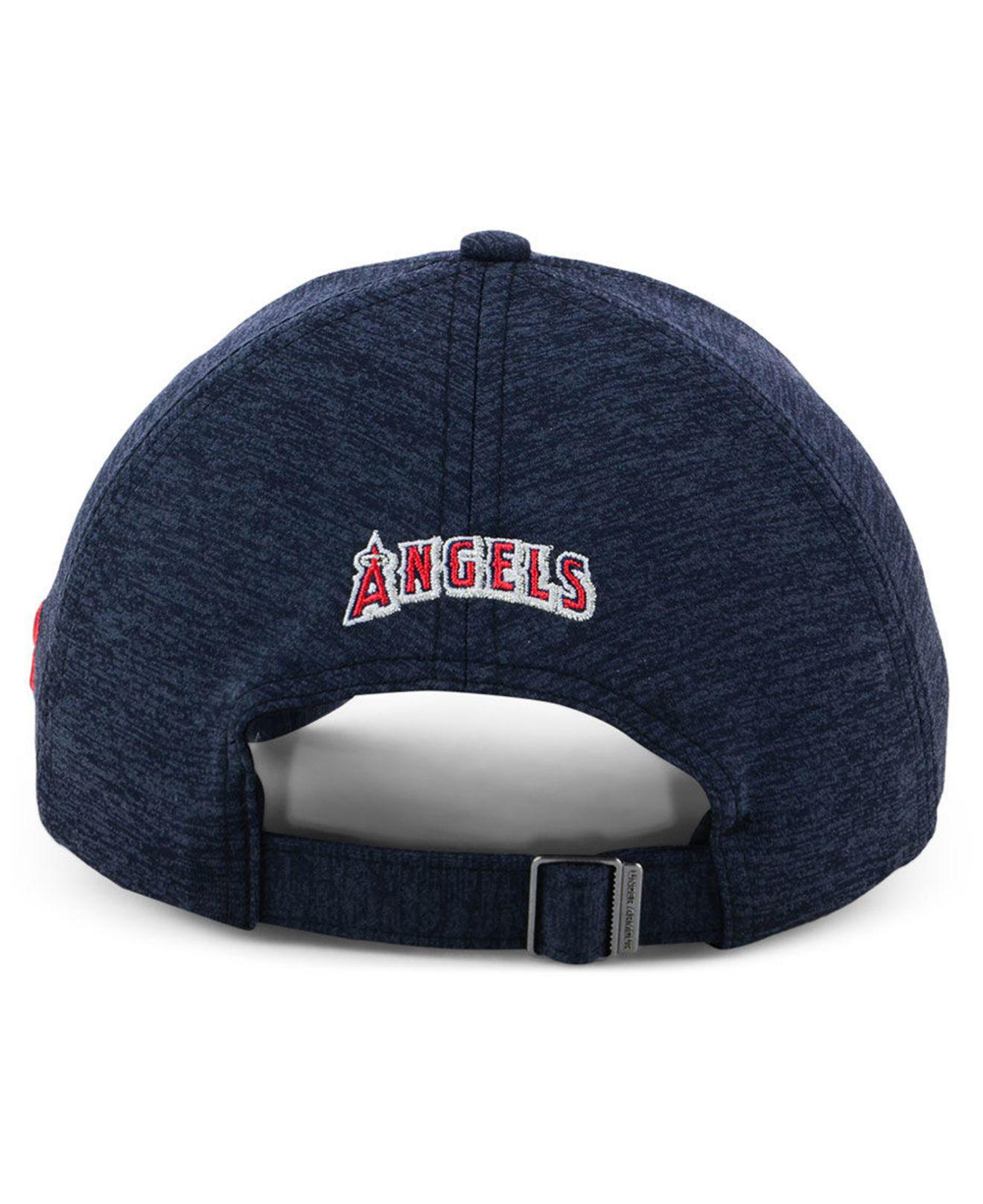 415ed1caf0ffd ... mlb driver cap 1 color available 30 3e300 13815  best price under armour  blue los angeles angels renegade twist cap lyst. view fullscreen 631ea