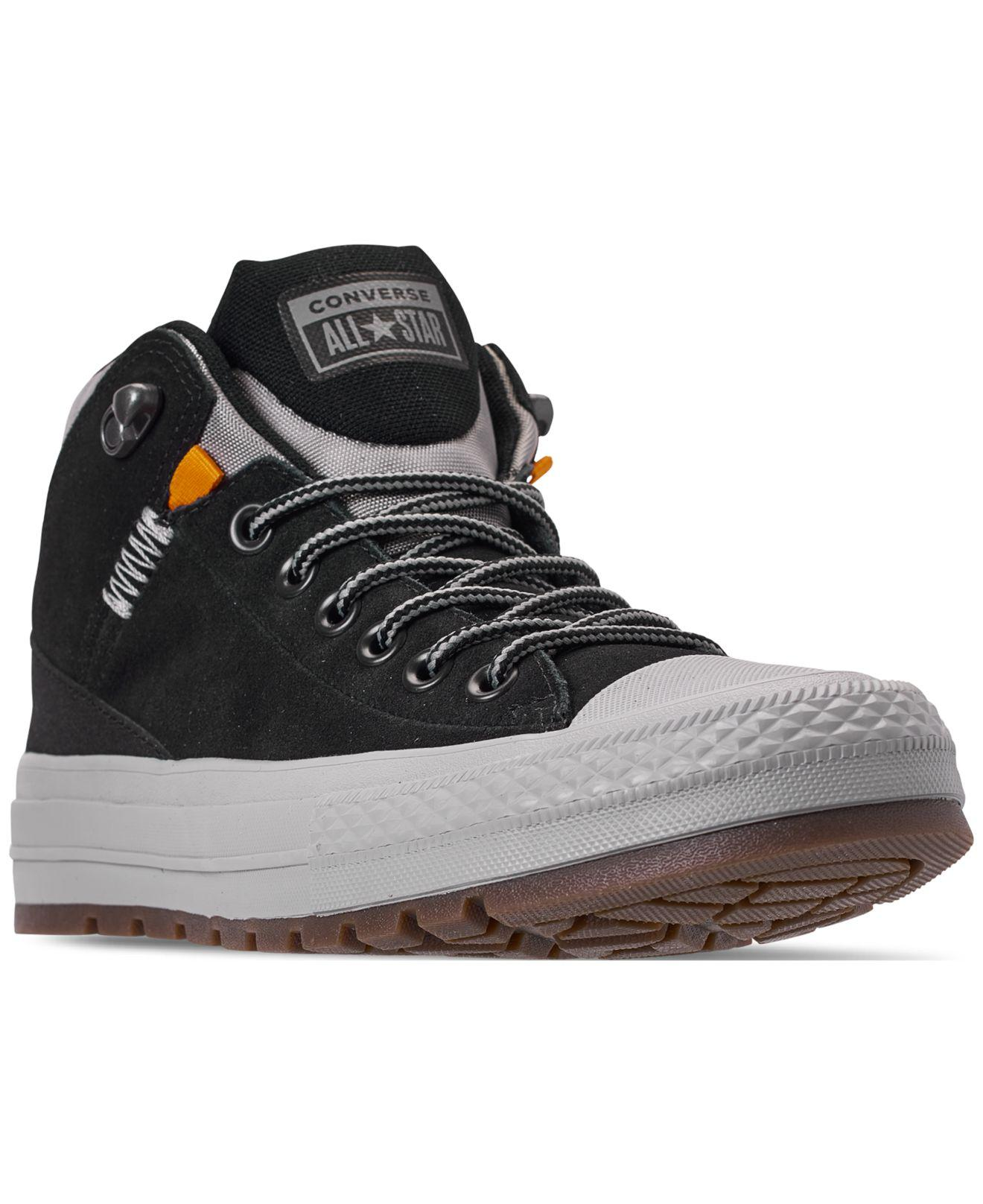 834a547c5c Lyst - Converse Chuck Taylor All Star Street Boot Casual Sneakers ...