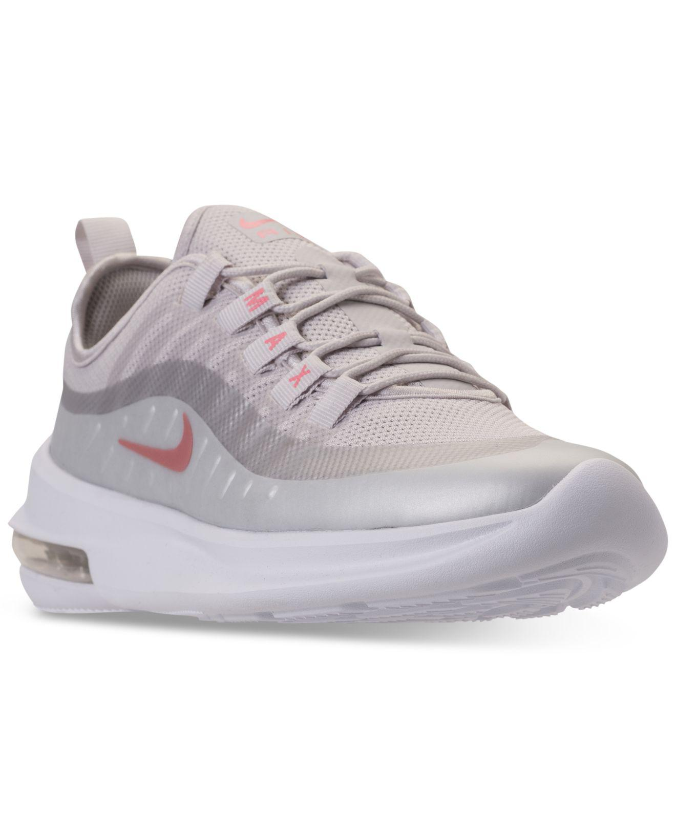 4b50a3ce5a52 Lyst - Nike Air Max Axis Casual Sneakers From Finish Line in Gray