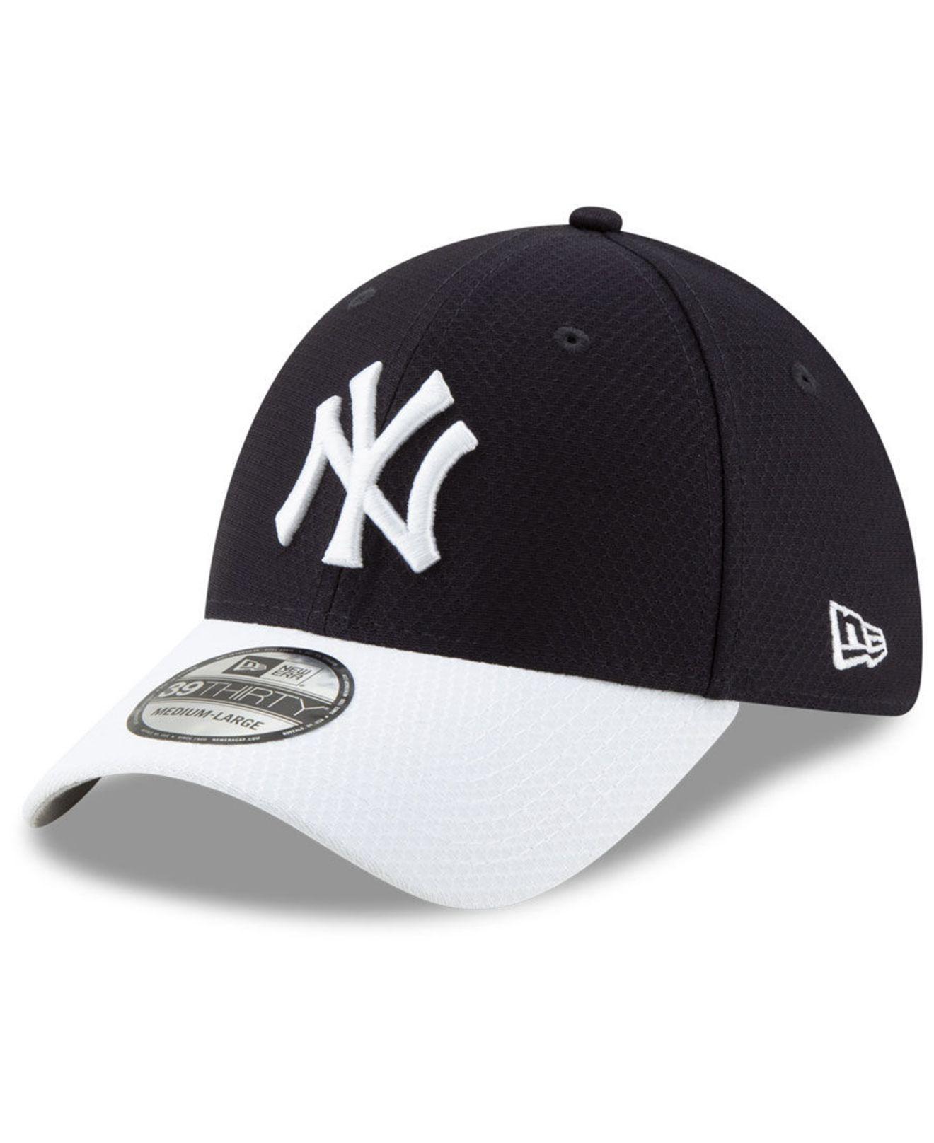 daade62b6e0 Lyst - KTZ New York Yankees Batting Practice 39thirty Cap in Blue ...