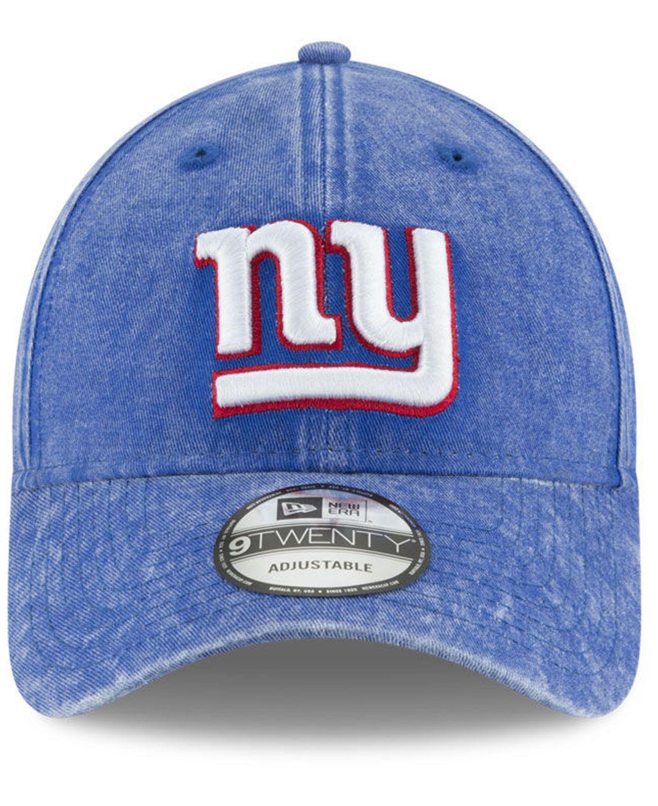 pretty nice 4bf81 0309d ... purchase lyst ktz italian wash 9twenty cap in blue for men ca948 6947a
