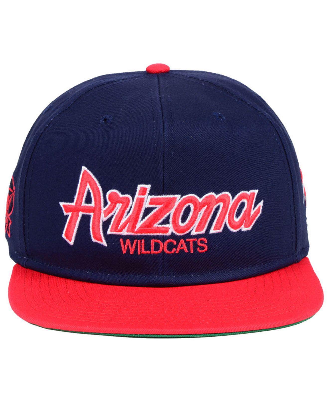 2a0e077381c Lyst - Nike Arizona Wildcats Sport Specialties Snapback Cap in Blue for Men