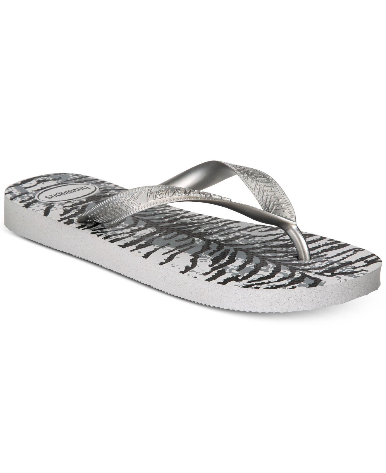 0de9b387be2e Havaianas. Women s Gray Top Animal Flip-flop Sandals ...