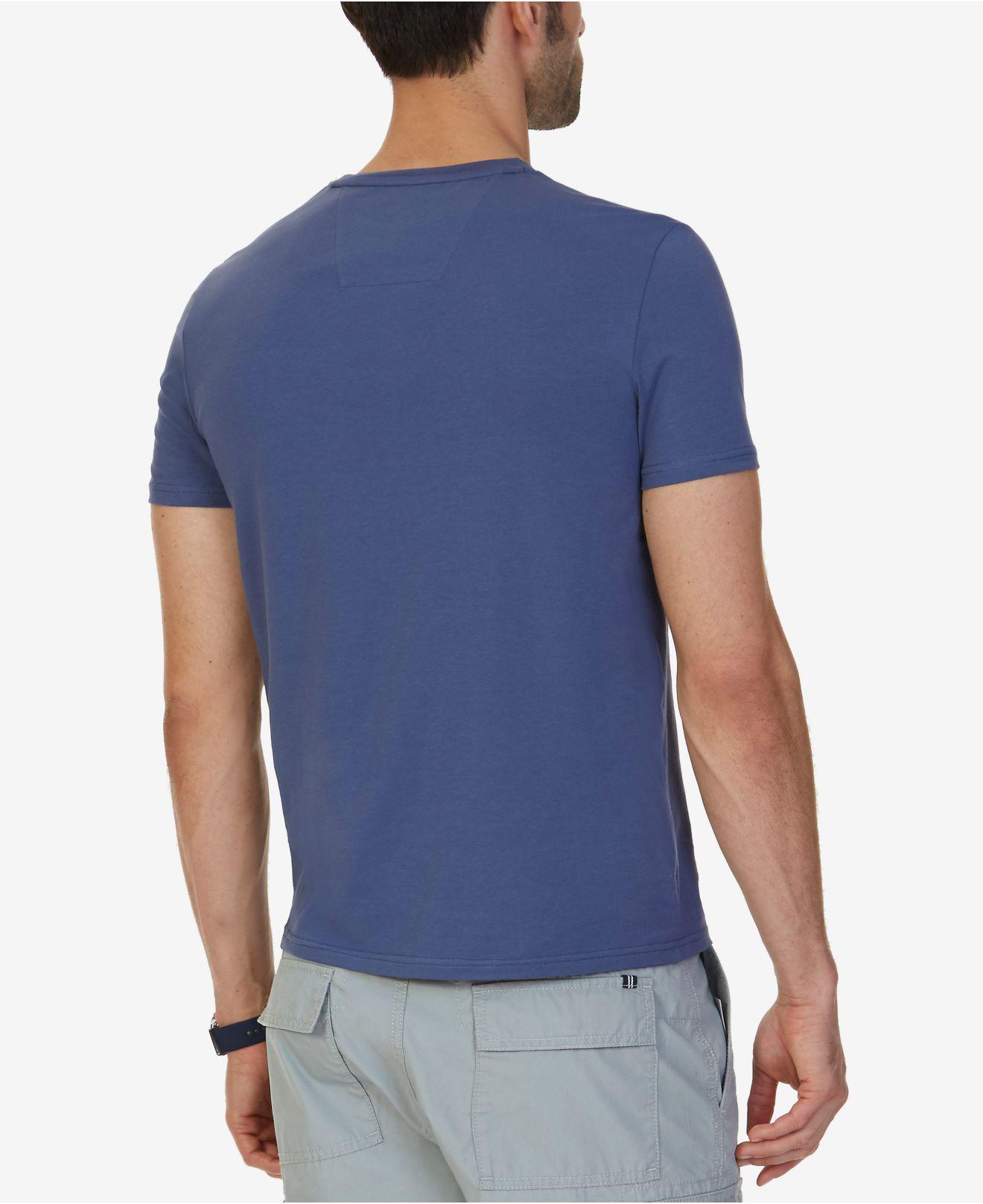 ee07b1d9 Mens T Shirt Nike Nasa Worm Navy