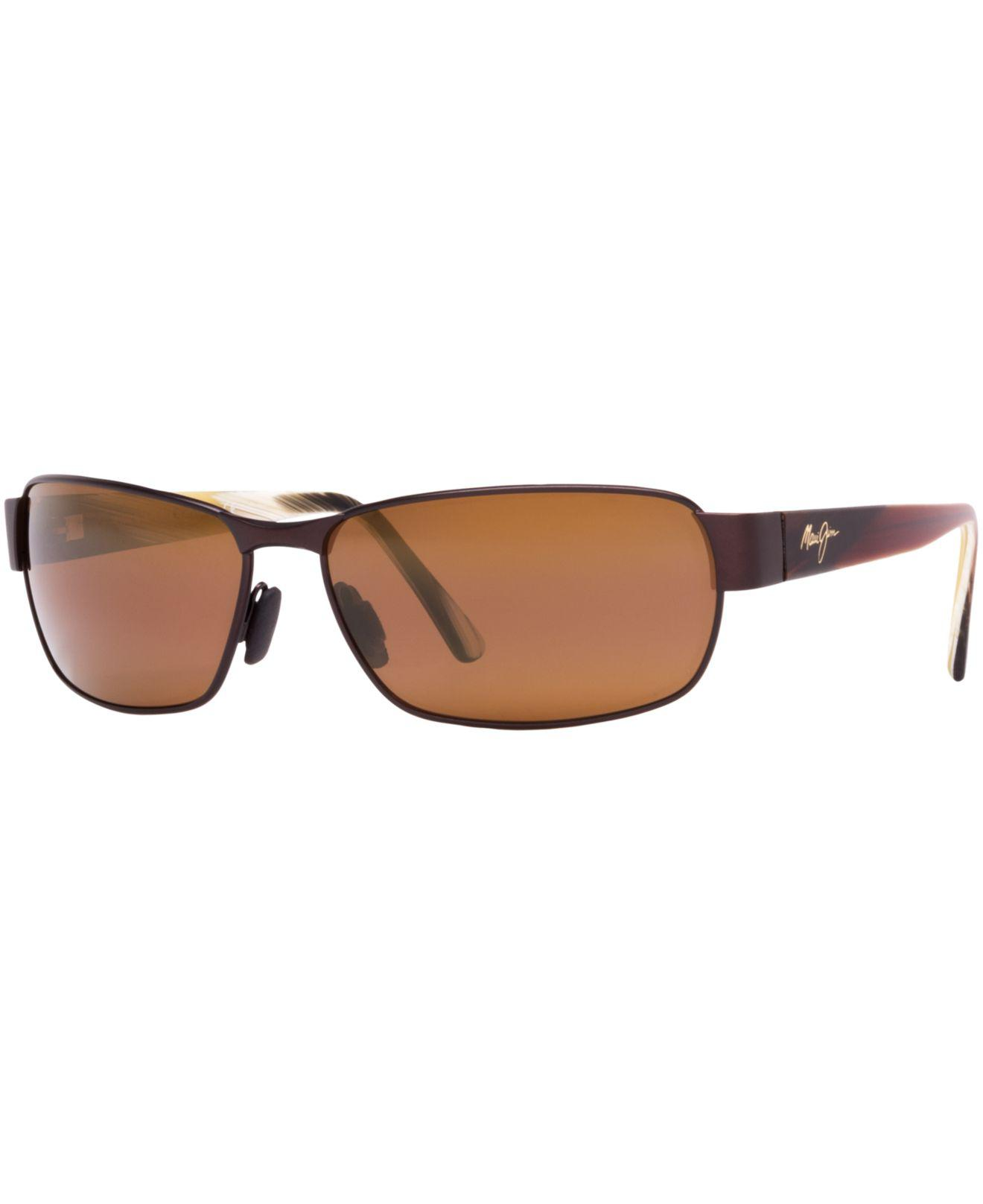bb7ef6d3198 Lyst - Maui Jim 249 Black Coral in Brown