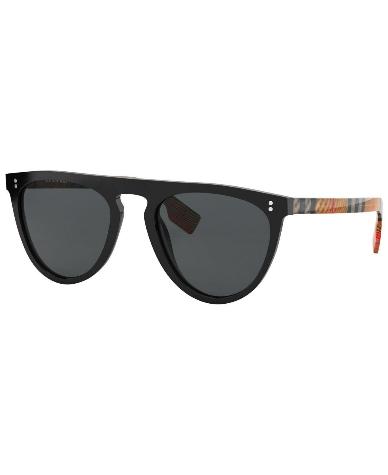 d0f052c69eb Lyst - Burberry Be4281 in Black for Men