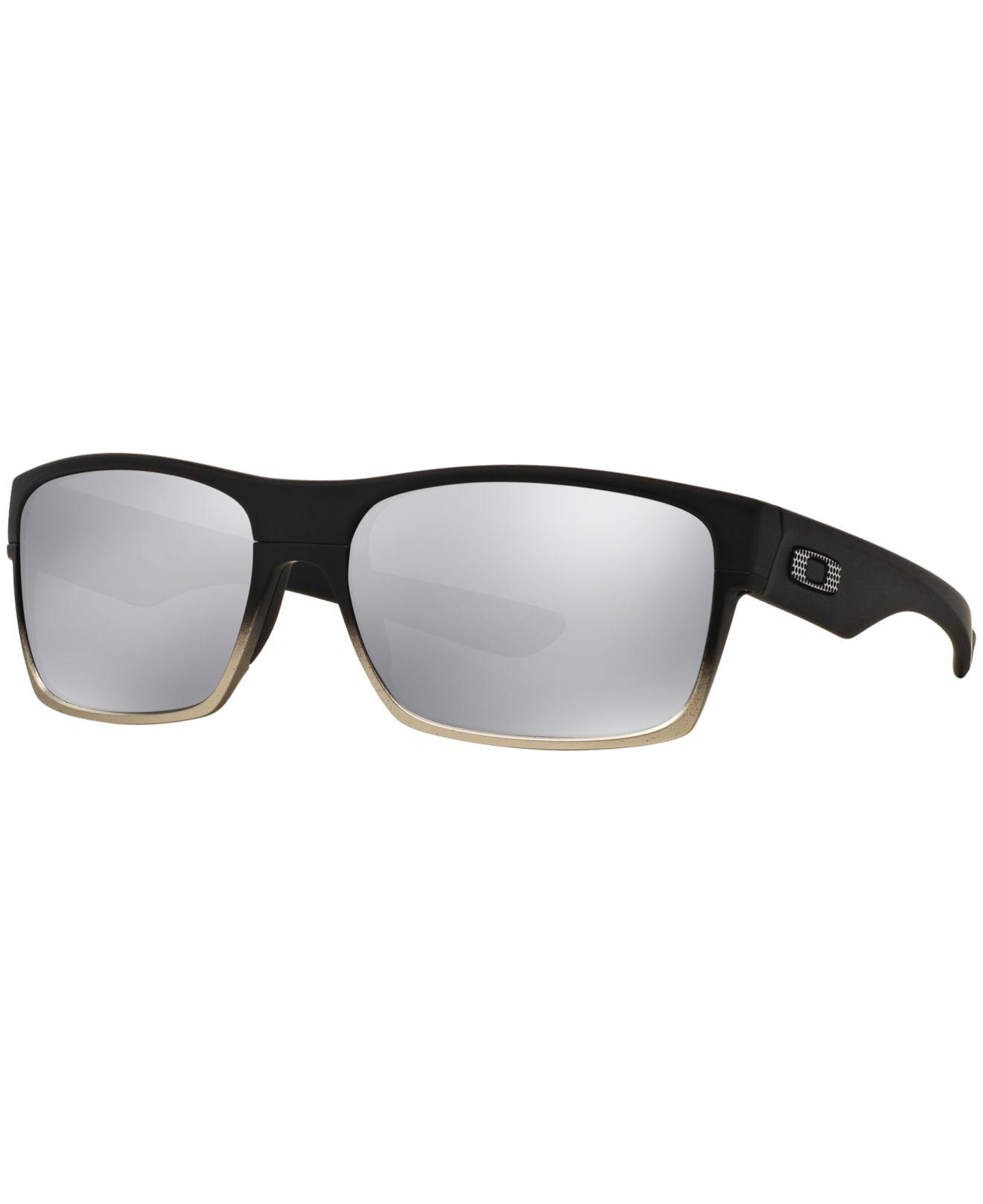 cbdb7e8d9a Lyst - Oakley Oo9189 Twoface in Black for Men