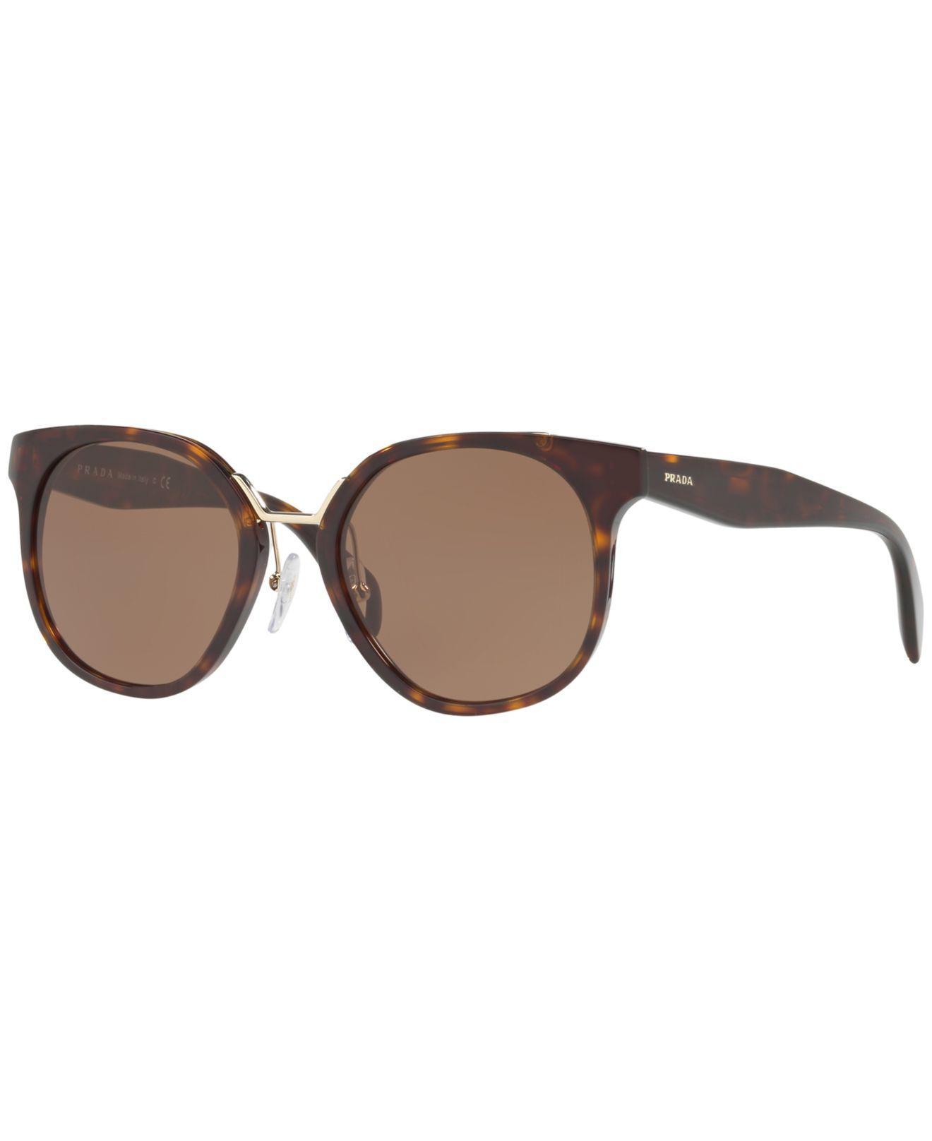 3a51509afe4 Prada - Brown Sunglasses
