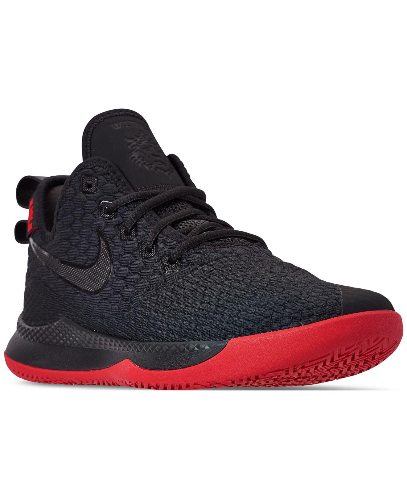 95008d8b2d5 Lyst - Nike Lebron Witness Iii Basketball Sneakers From Finish Line ...