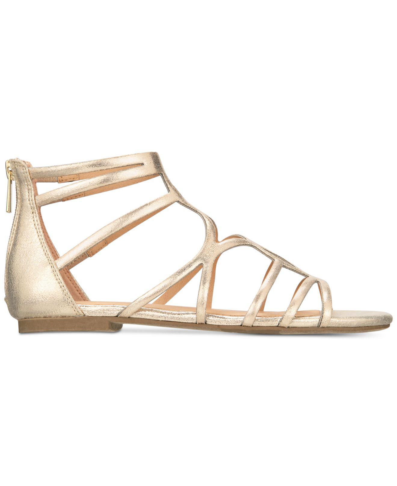 e7b229ebb33c6 Lyst - Material Girl Sira Sandals