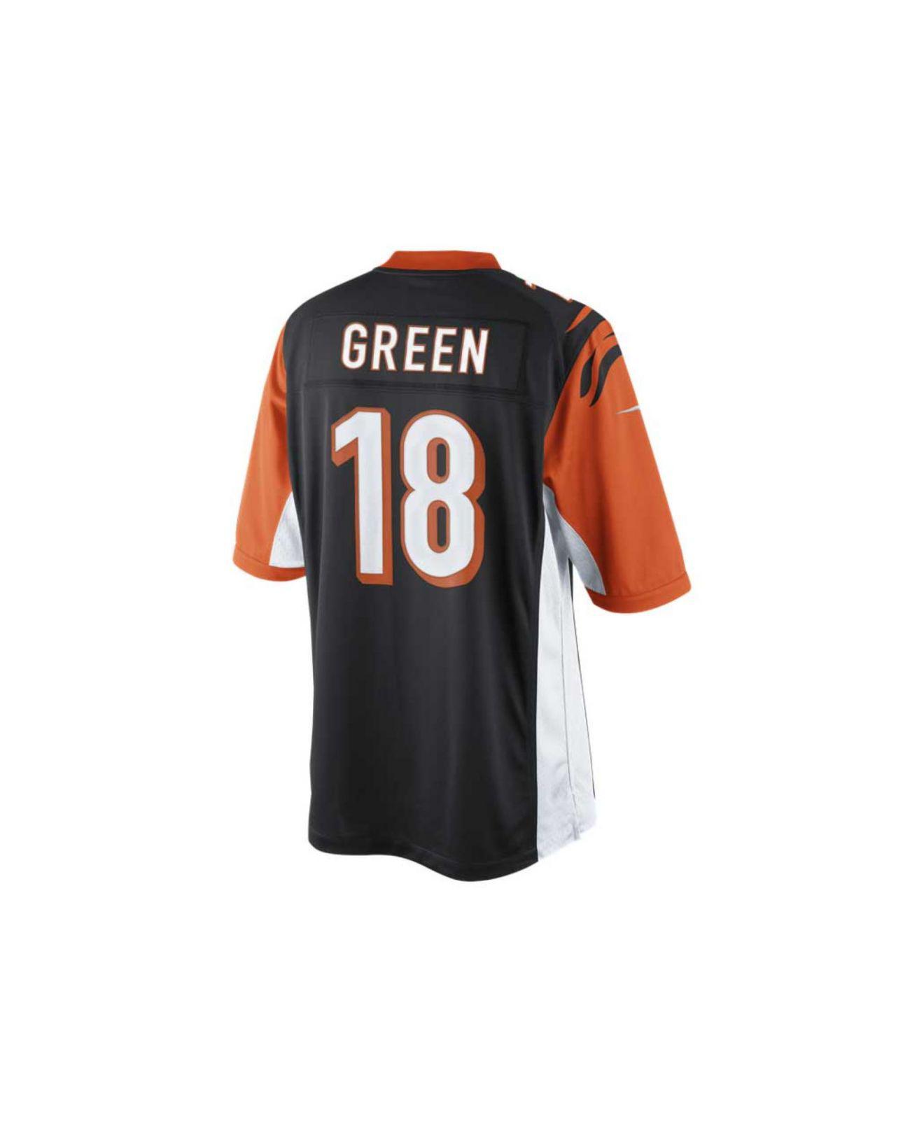 aj green limited jersey