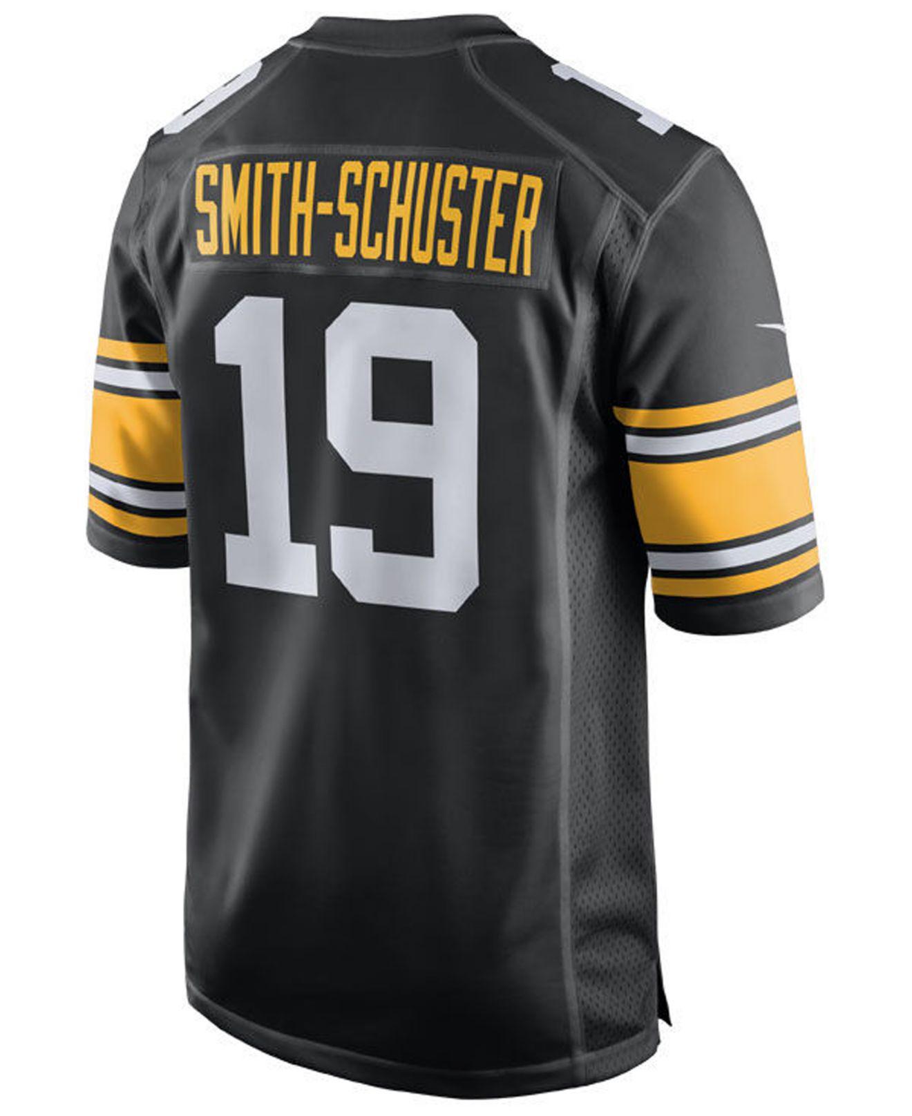 juju smith schuster replica jersey