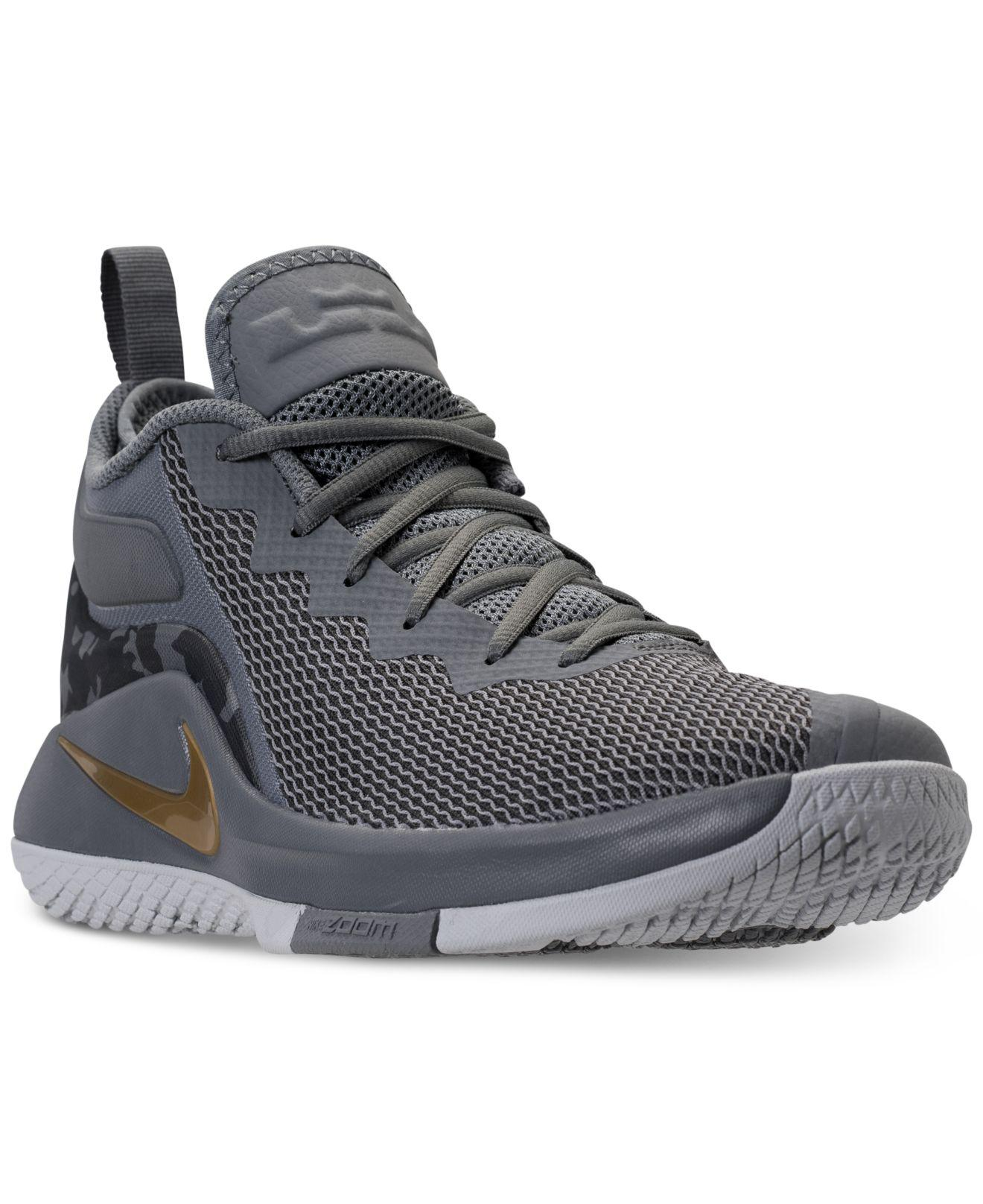 pretty nice 90576 660ff ... ii black basketball shoes for men online india best prices reviews  ni091sh24nduindfas 65704 b0792  shopping nike. mens gray lebron witness .  52a40 c6db1