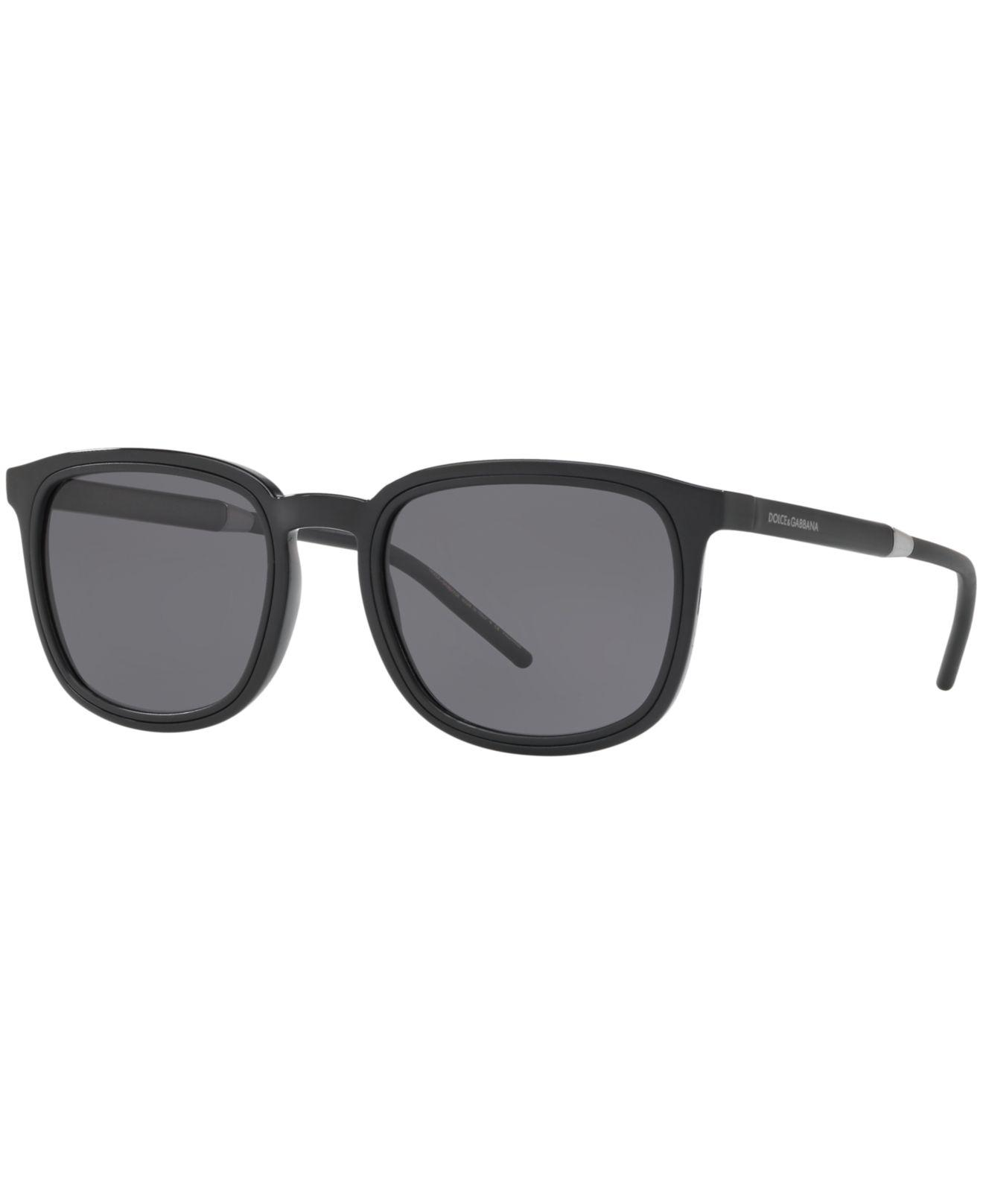 877cea766ad28 Dolce   Gabbana Dg6115 in Black for Men - Lyst