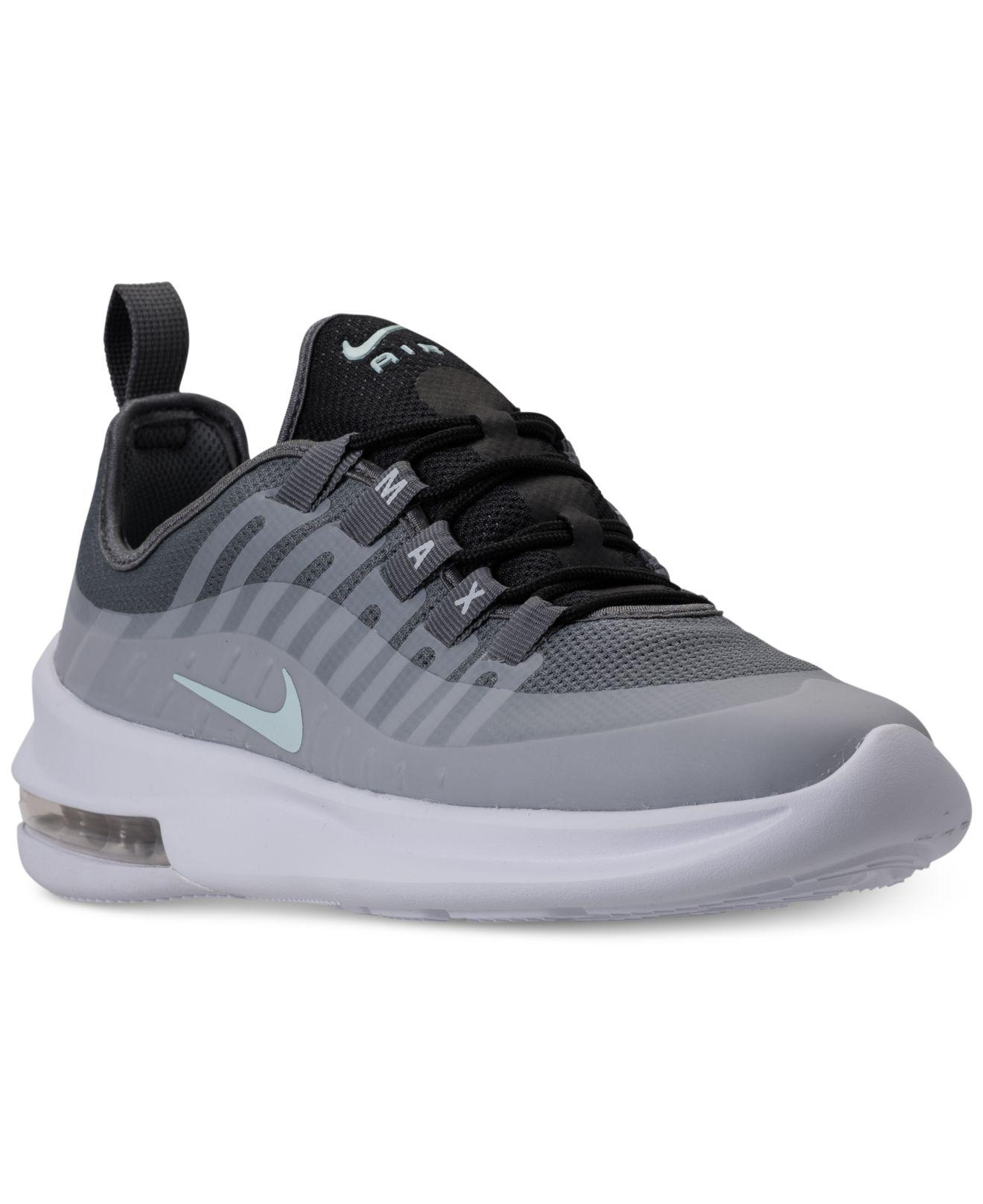 37df7277ca2a Lyst - Nike Air Max Axis Casual Sneakers From Finish Line in Gray