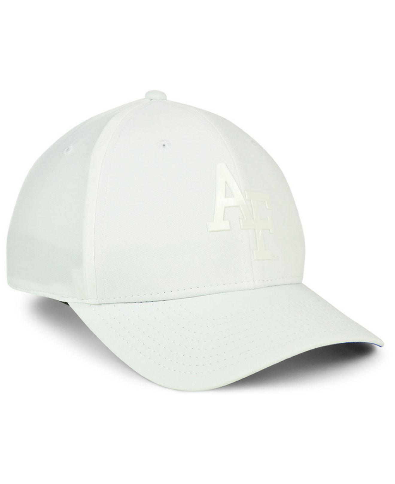 brand new 528f1 fdf5b Lyst - Nike Air Force Falcons Col Cap in White for Men