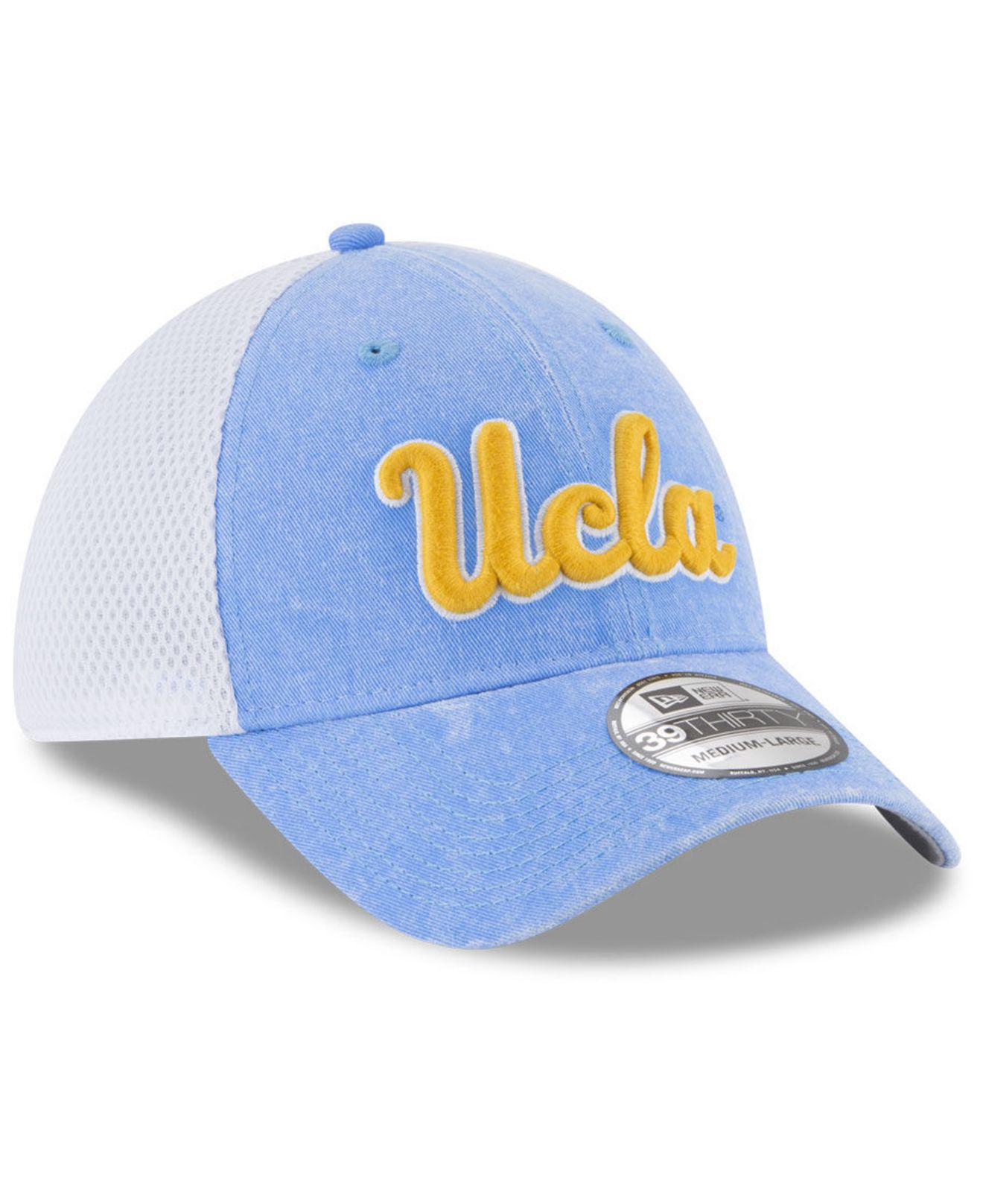 quality design c4640 a0af4 ... italy ucla bruins washed neo 39thirty cap for men lyst. view fullscreen  a18f1 305c3