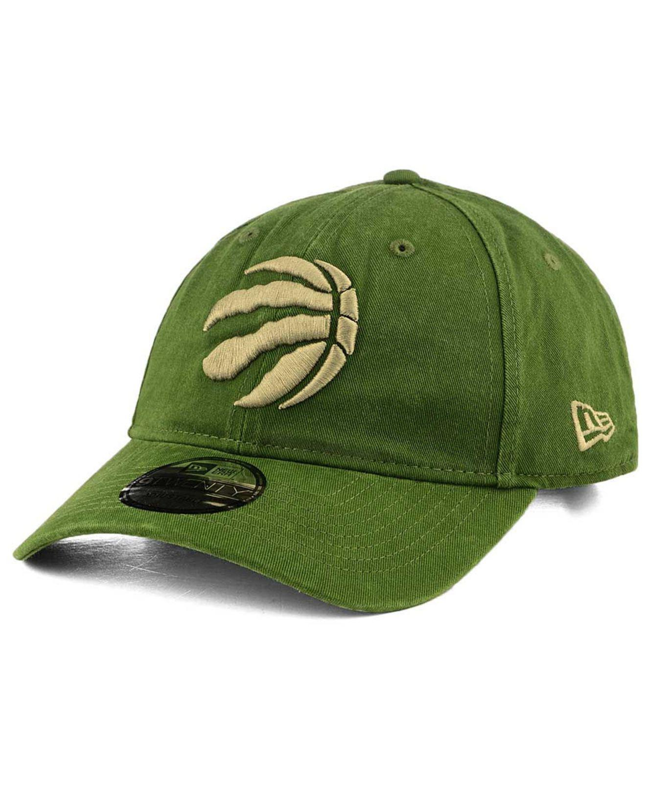 buy online d7fdf 6e6df ... get ktz. mens green all olive 9twenty dad cap 42901 a36c0