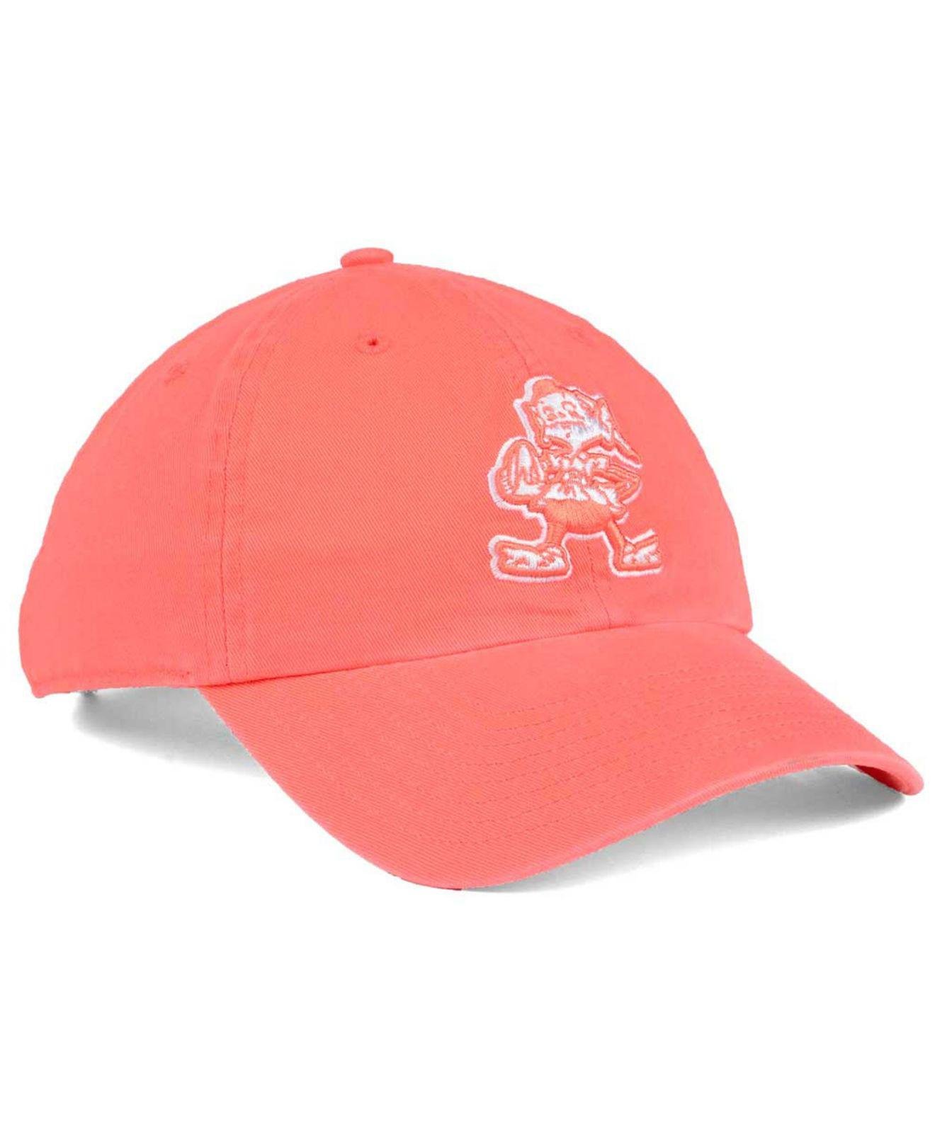 official photos d8706 f3424 Lyst - 47 Brand Pastel Clean Up Cap in Pink