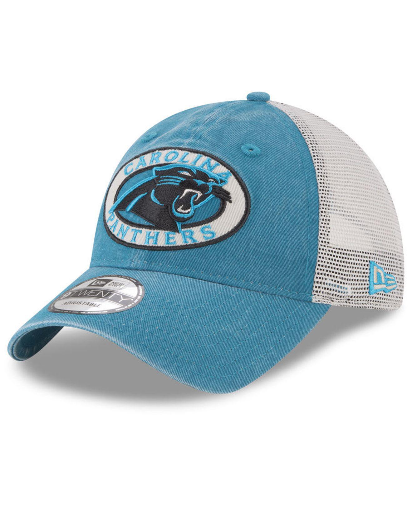 Lyst - Ktz Carolina Panthers Patched Pride 9twenty Cap in Blue for Men 808324e97