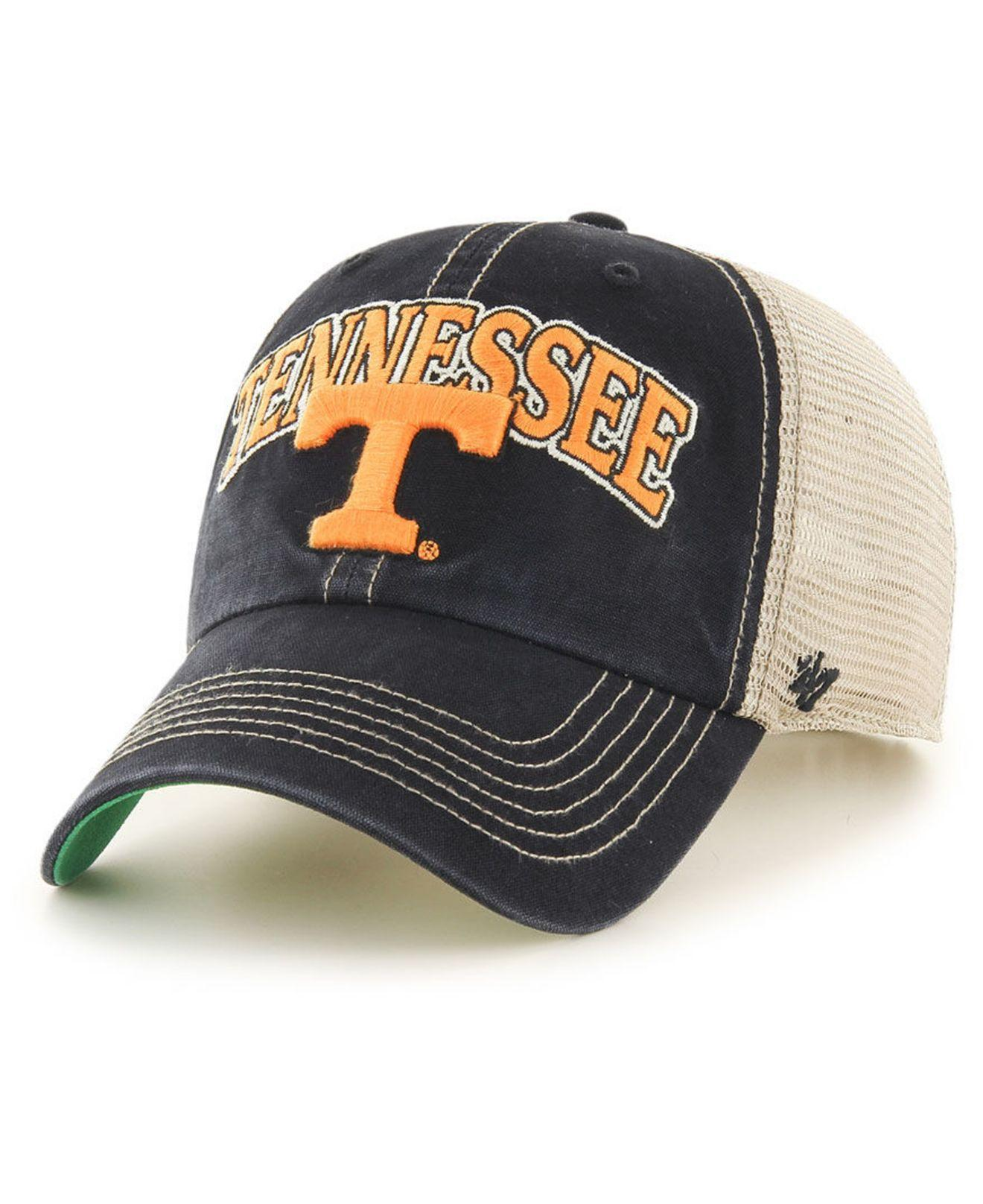 finest selection 777c1 b7380 47 Brand Tennessee Volunteers Tuscaloosa Mesh Clean Up Cap for Men ...