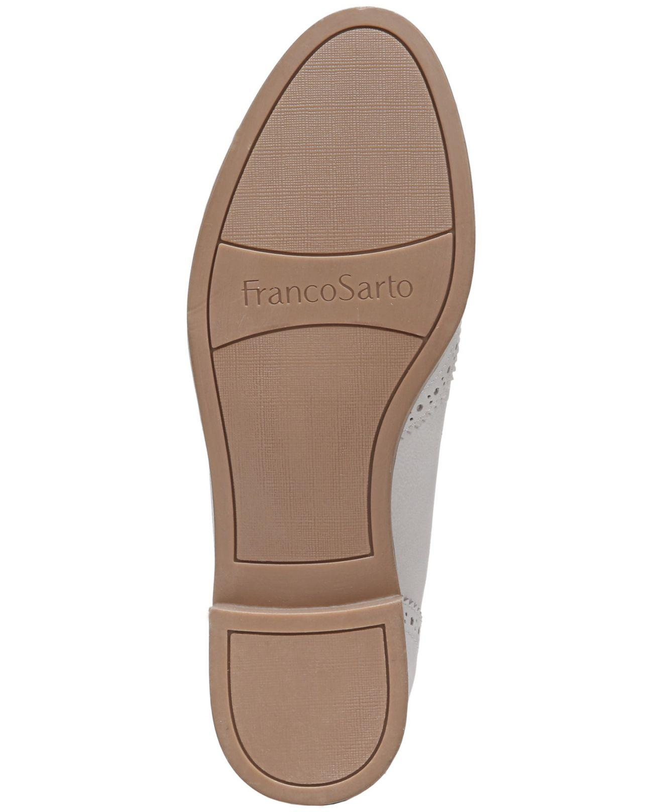 6bd80150402 Franco Sarto - Gray Haydrian Loafer - Lyst. View fullscreen