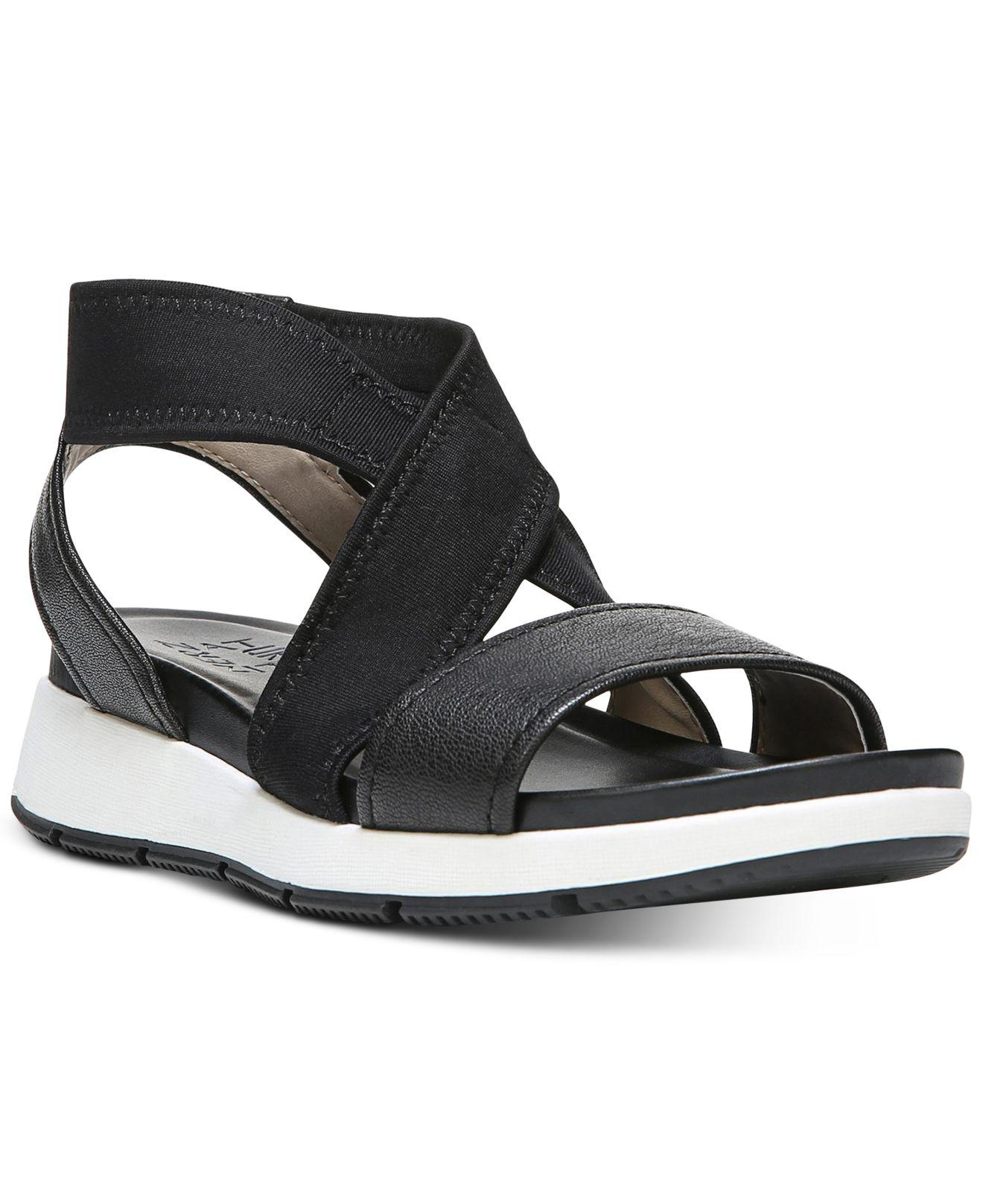 8bbc4db1b884ce Lyst - Naturalizer Layla Sandals in Black