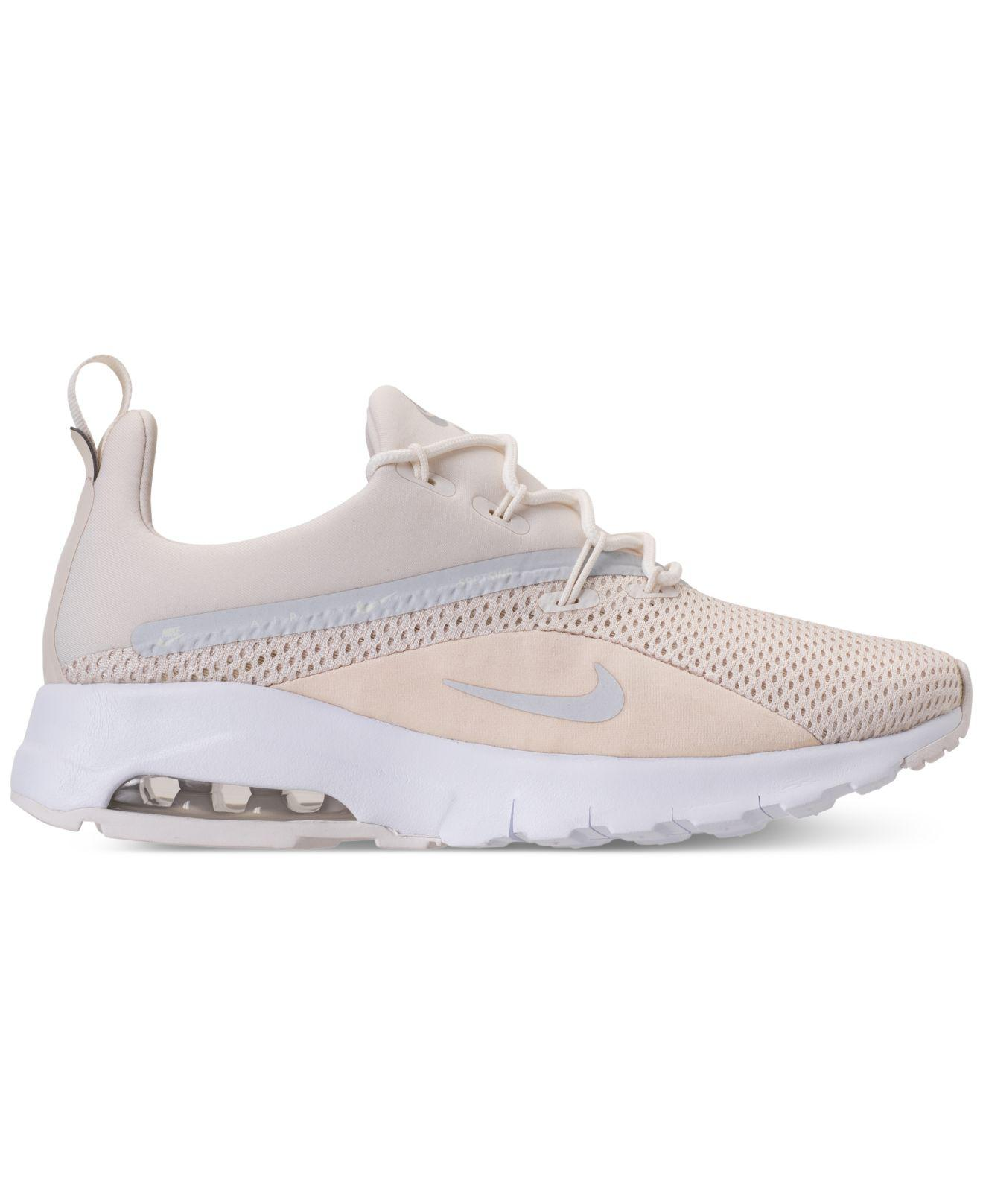 finest selection 06837 3a5a5 Nike Air Max Motion Racer 2 Running Sneakers From Finish Line - Save 30% -  Lyst