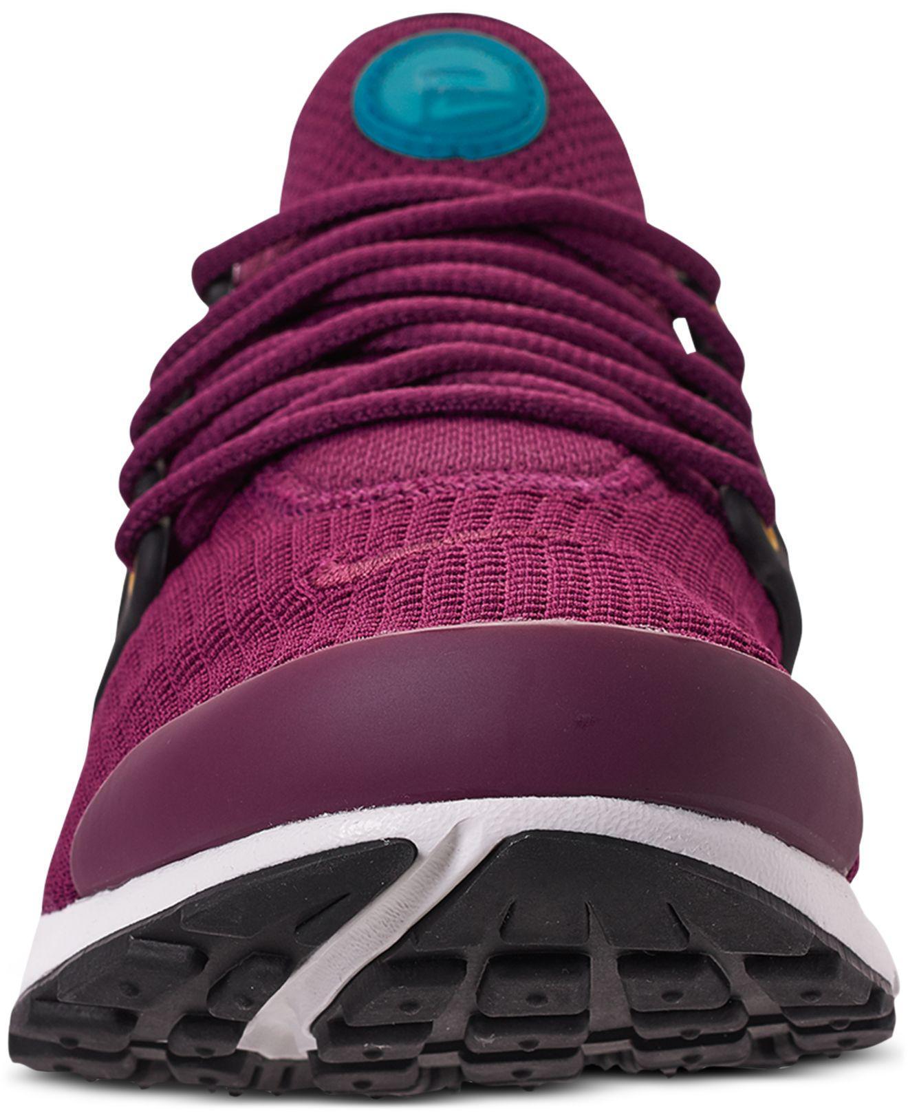 24730bd8efec Nike - Purple Air Presto Running Sneakers From Finish Line - Lyst. View  fullscreen