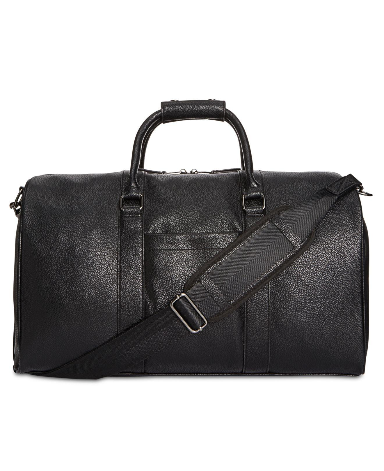 c7bdf44ffb67 Lyst - Steve Madden Men s Duffel Bag in Black for Men