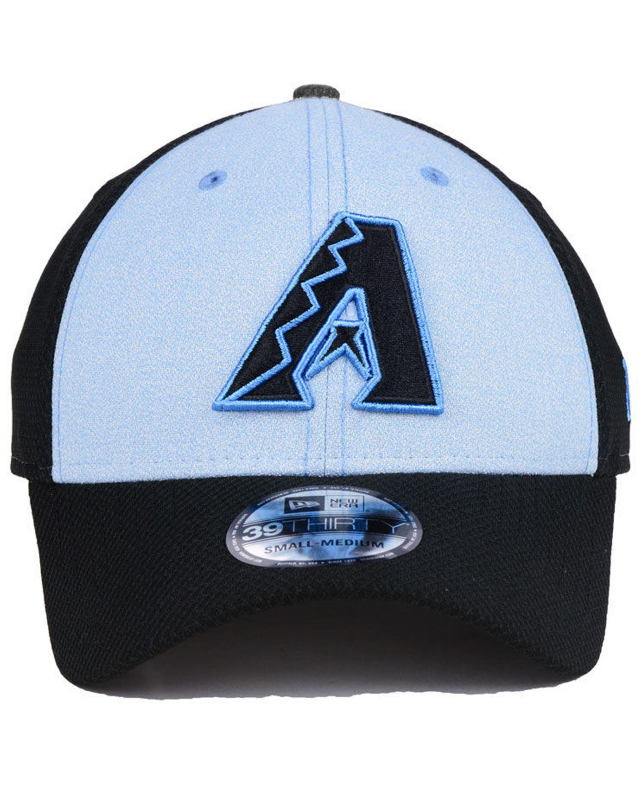 Lyst - Ktz Arizona Diamondbacks Father s Day 39thirty Strapback Cap ... 53d1d9323b7