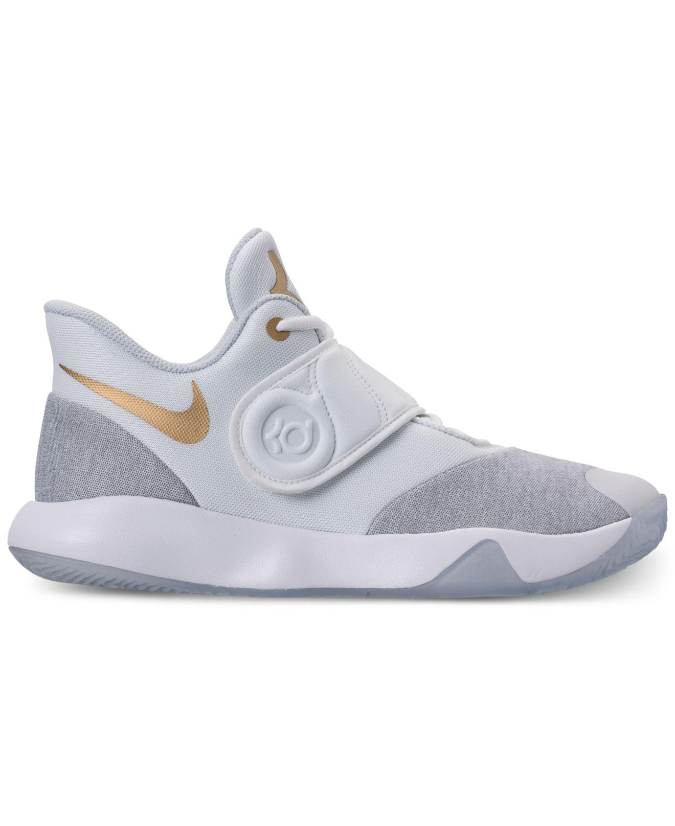 e5063a4fdf0a28 ... france lyst nike kd trey 5 vi basketball sneakers from finish line in  gray for men ...
