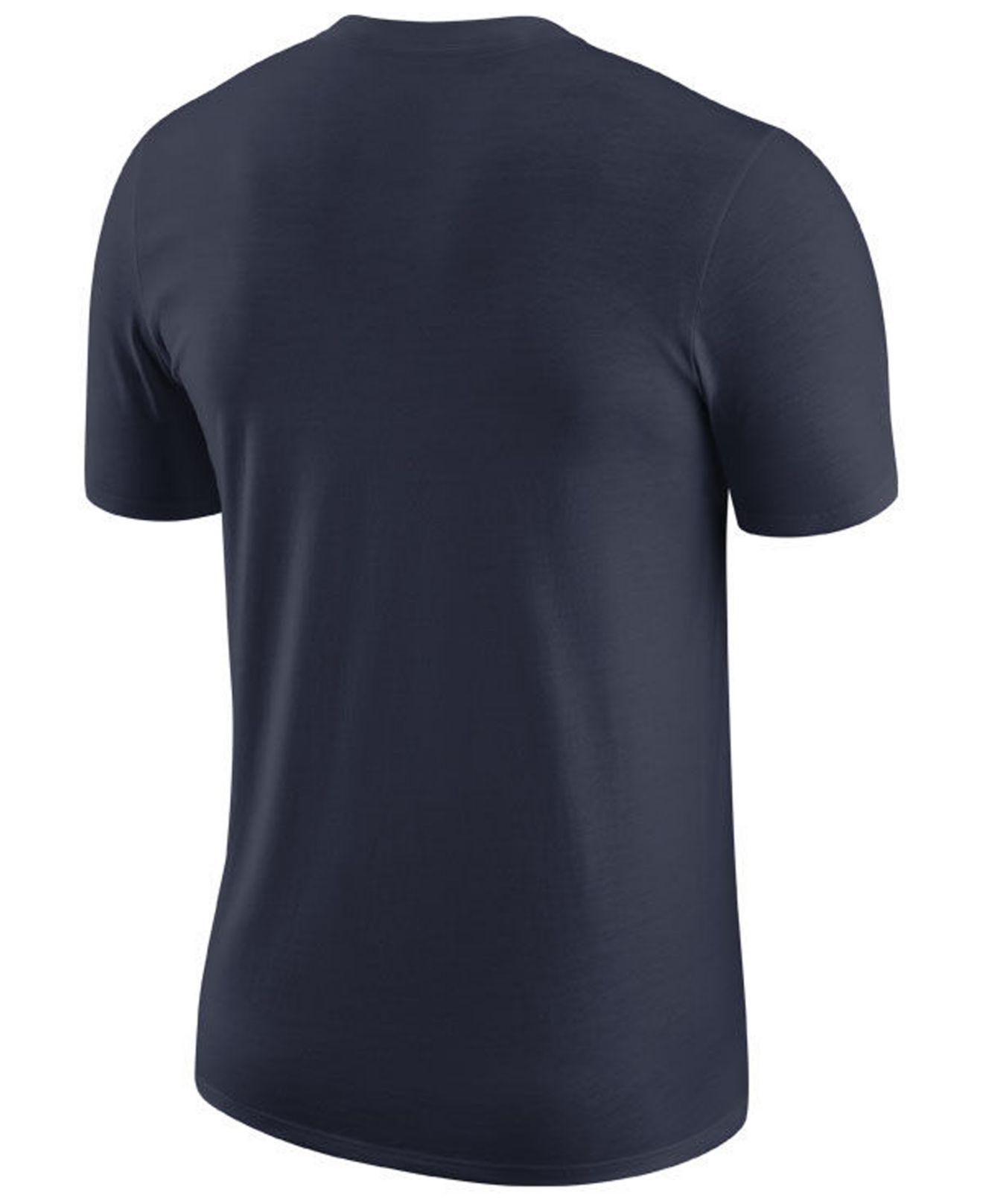 4d4040d0b Lyst - Nike Utah Jazz Essential Logo T-shirt in Blue for Men