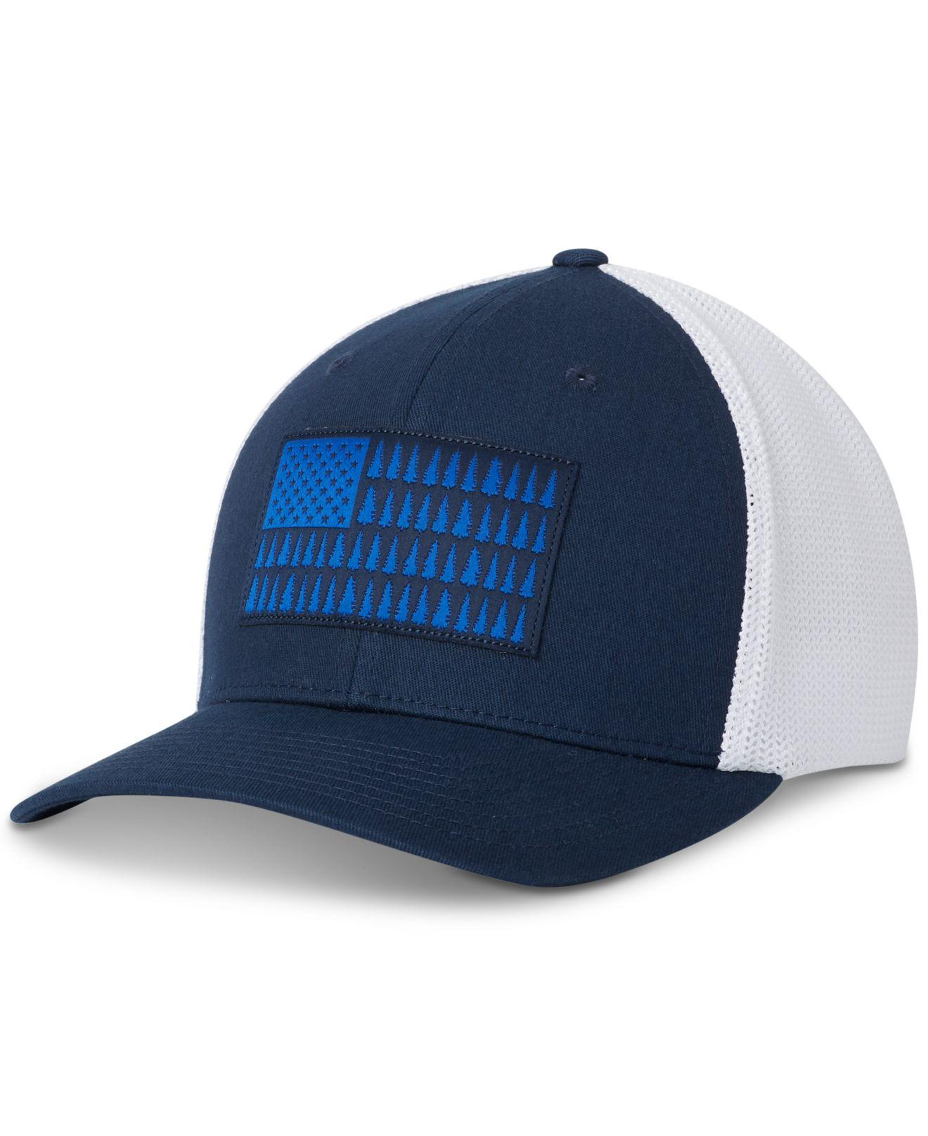 Lyst - Columbia Graphic Hat in Blue for Men 99bdb8f714a1