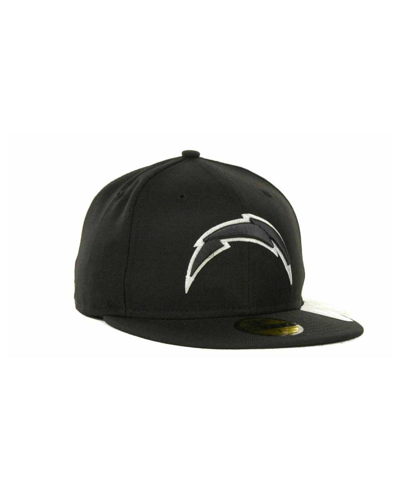 3434a155b ... uk san diego chargers 59fifty cap for men lyst. view fullscreen 4769e  31bb9