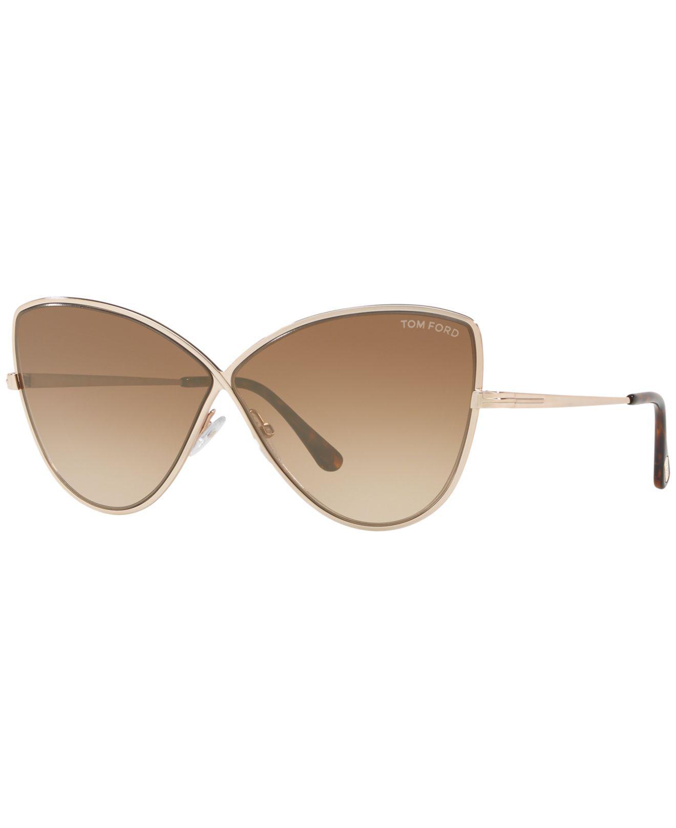 6ccde534c4e Tom Ford - Brown Sunglasses