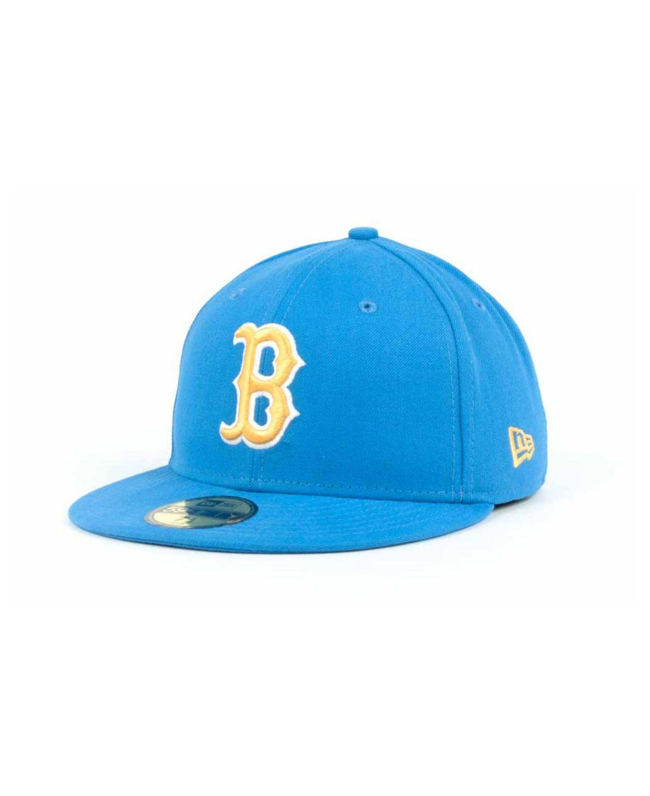 new style 0a5dd 917a0 KTZ. Men s Blue Ucla Bruins 59fifty Cap