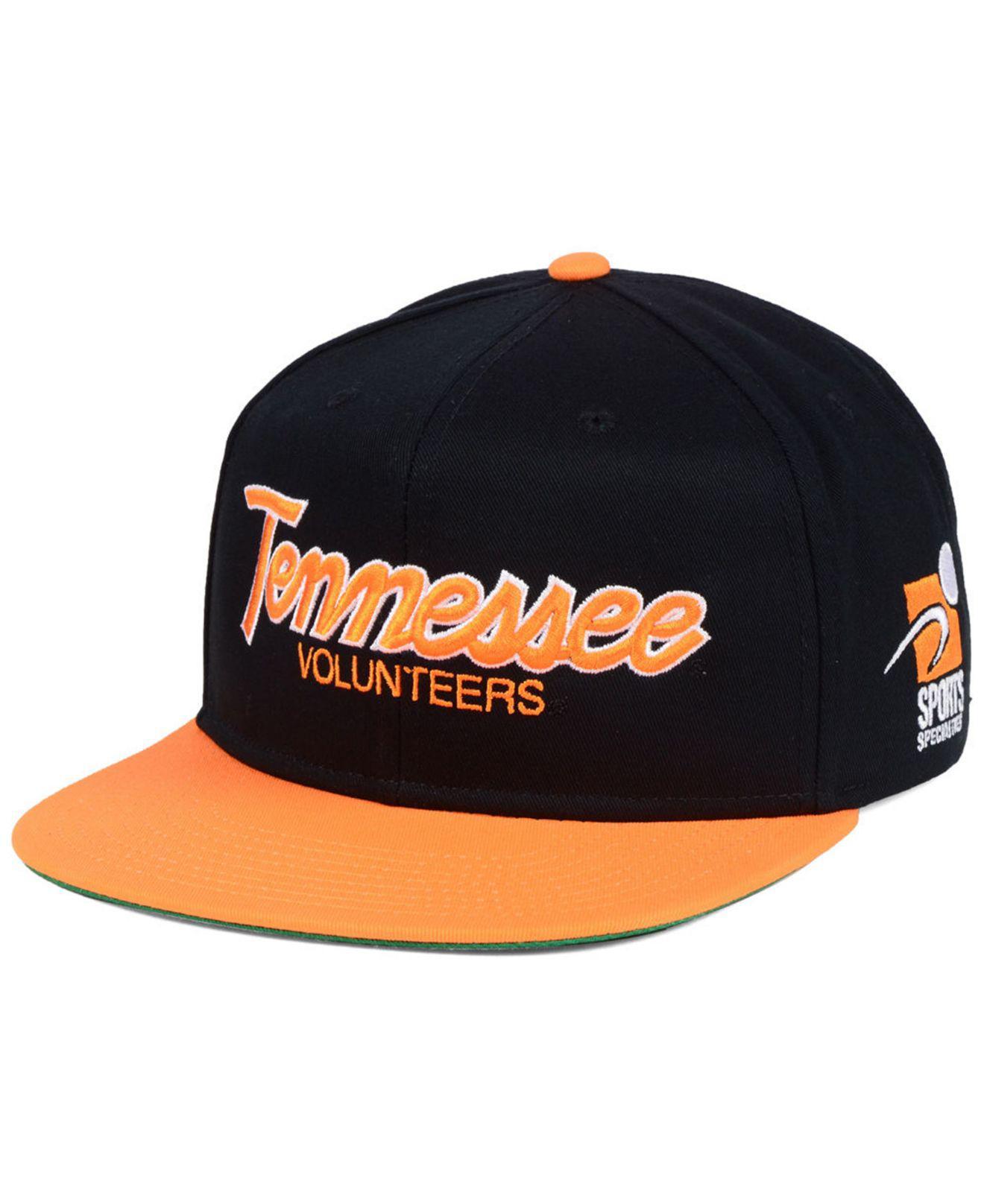 786e2fd7d9e Lyst - Nike Tennessee Volunteers Sport Specialties Snapback Cap in ...