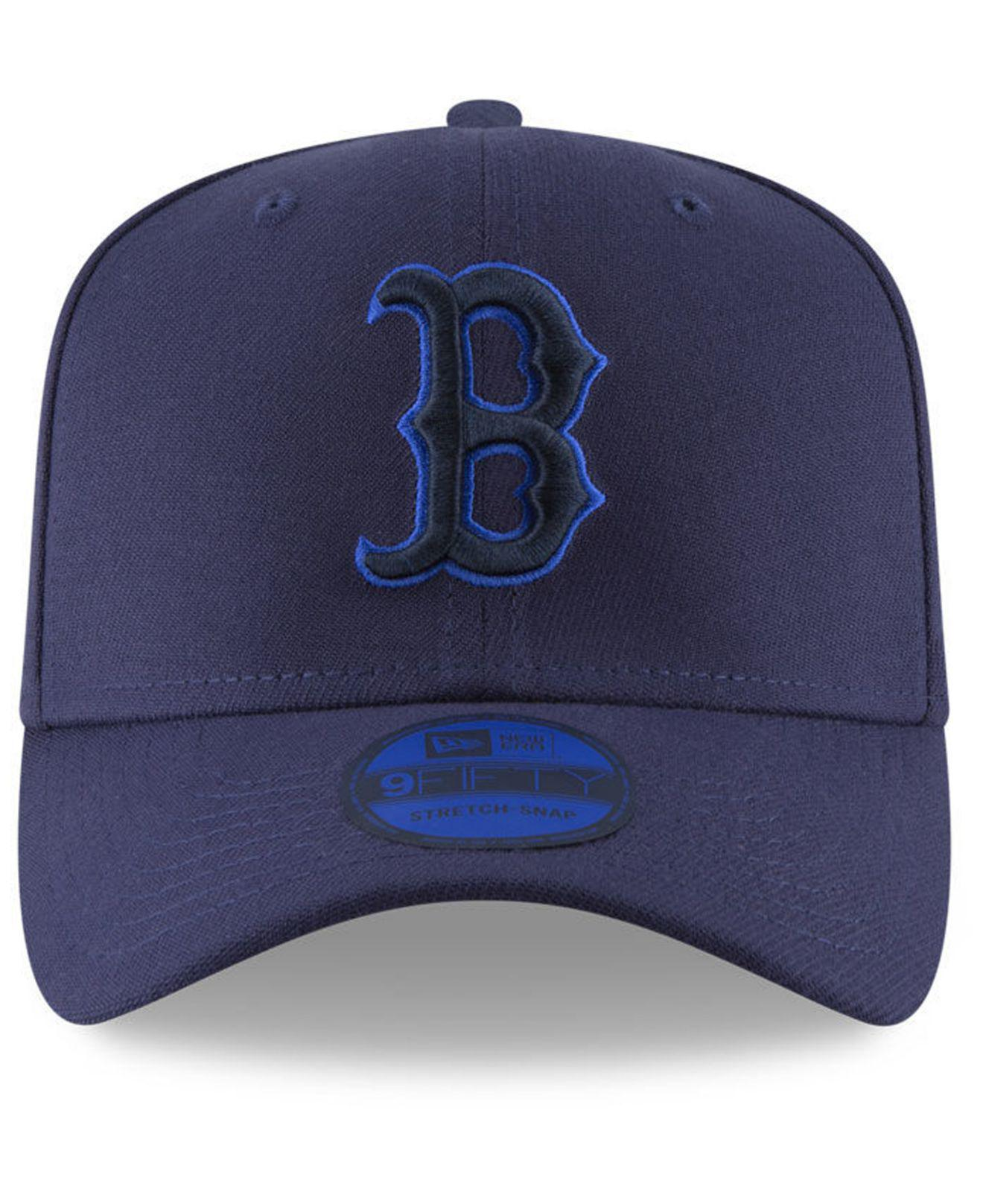 cdb362977c4 ... coupon code for lyst ktz boston red sox color prism pack stretch 9fifty  snapback cap in