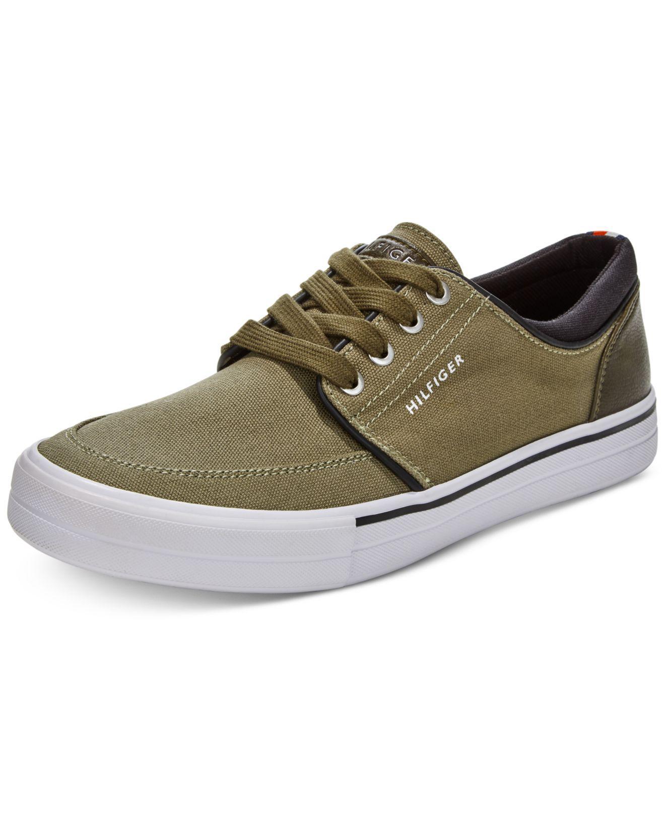 Tommy Hilfiger Redd 5 Twill Sneaker InmdM