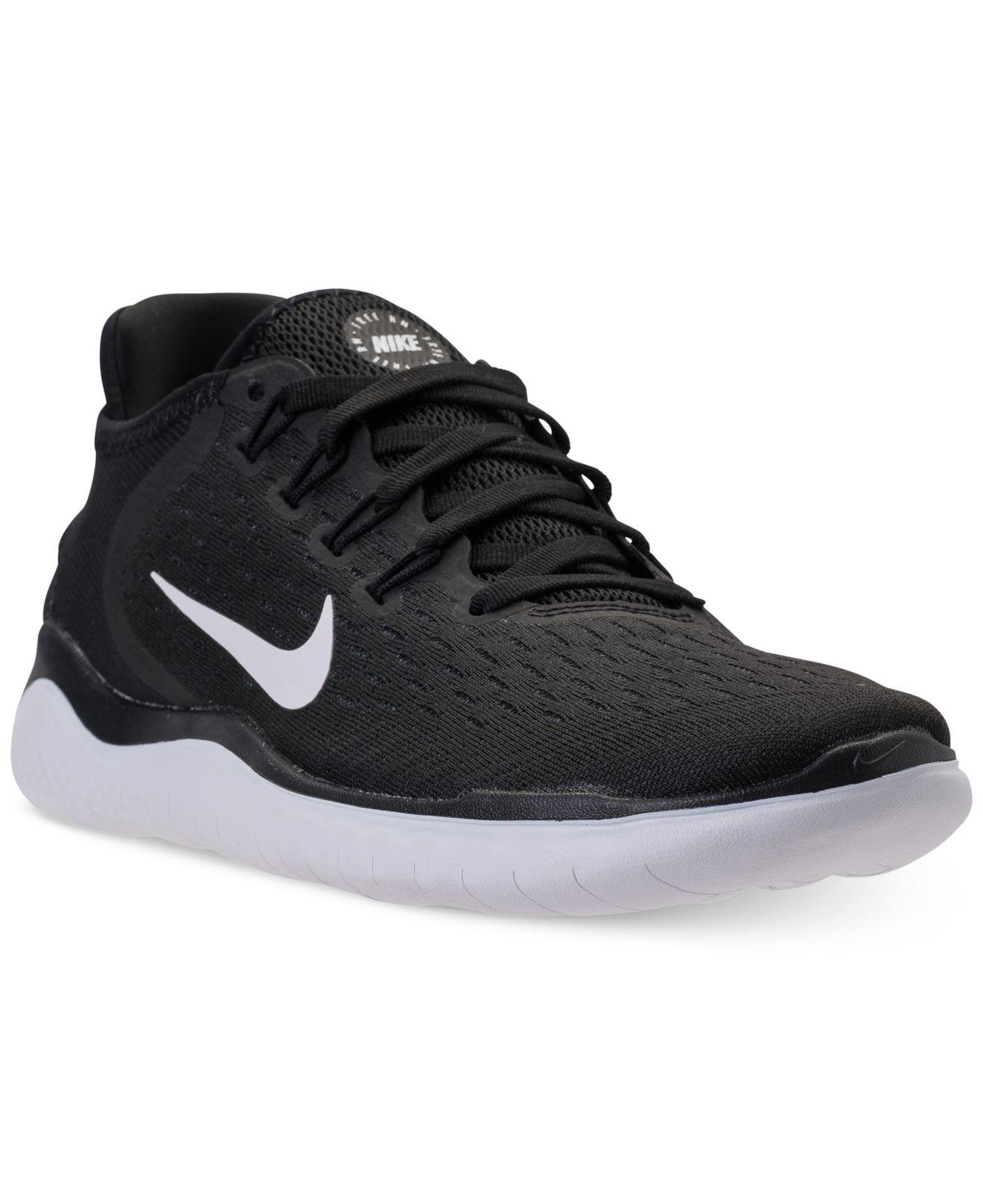 f289905260a69 ... sweden nike. womens black free run 2018 running sneakers from finish  line c3e3e fbedf