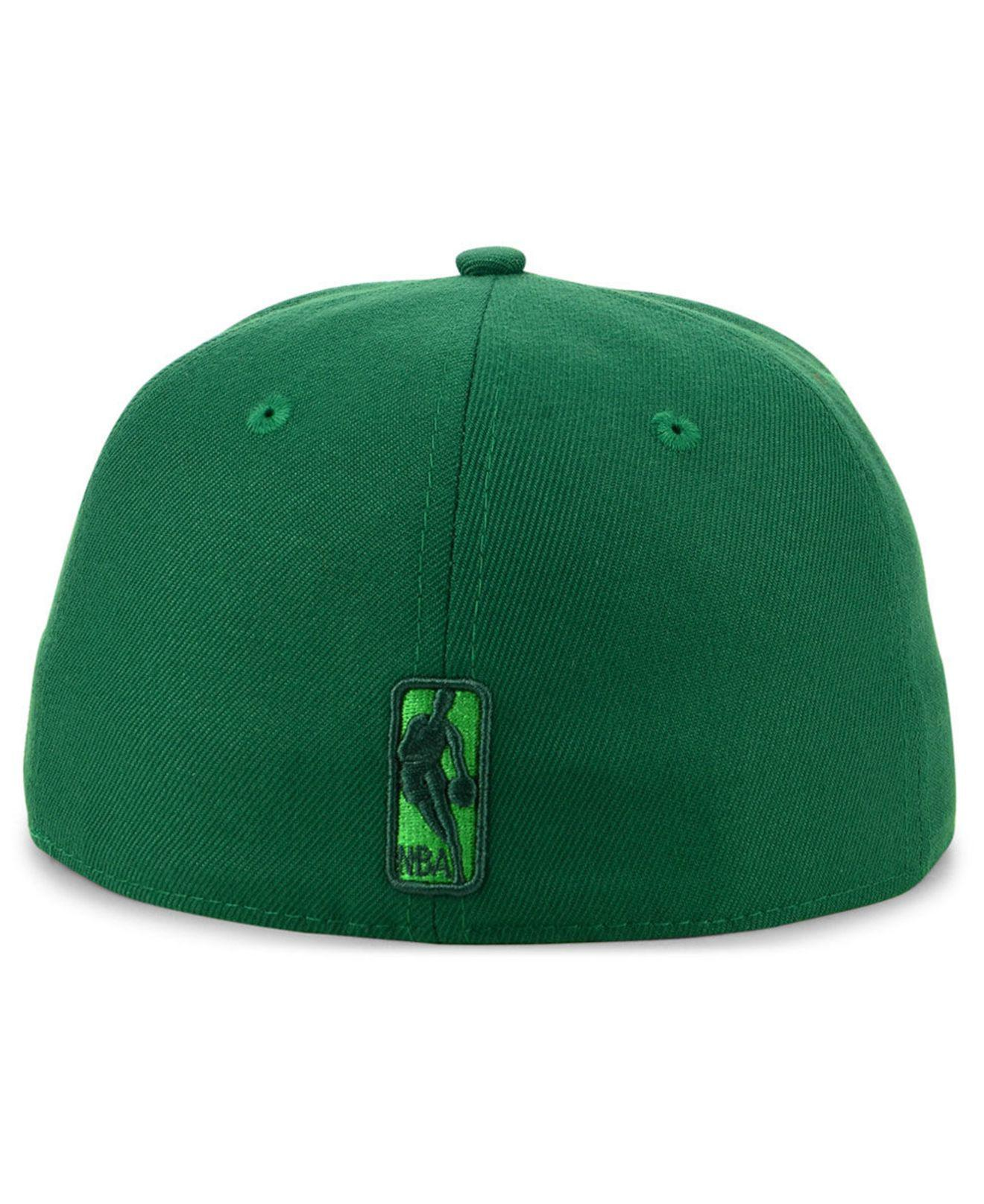 innovative design c5384 94cb7 ... czech germany ktz green los angeles lakers color prism pack 59fifty  fitted cap for men lyst