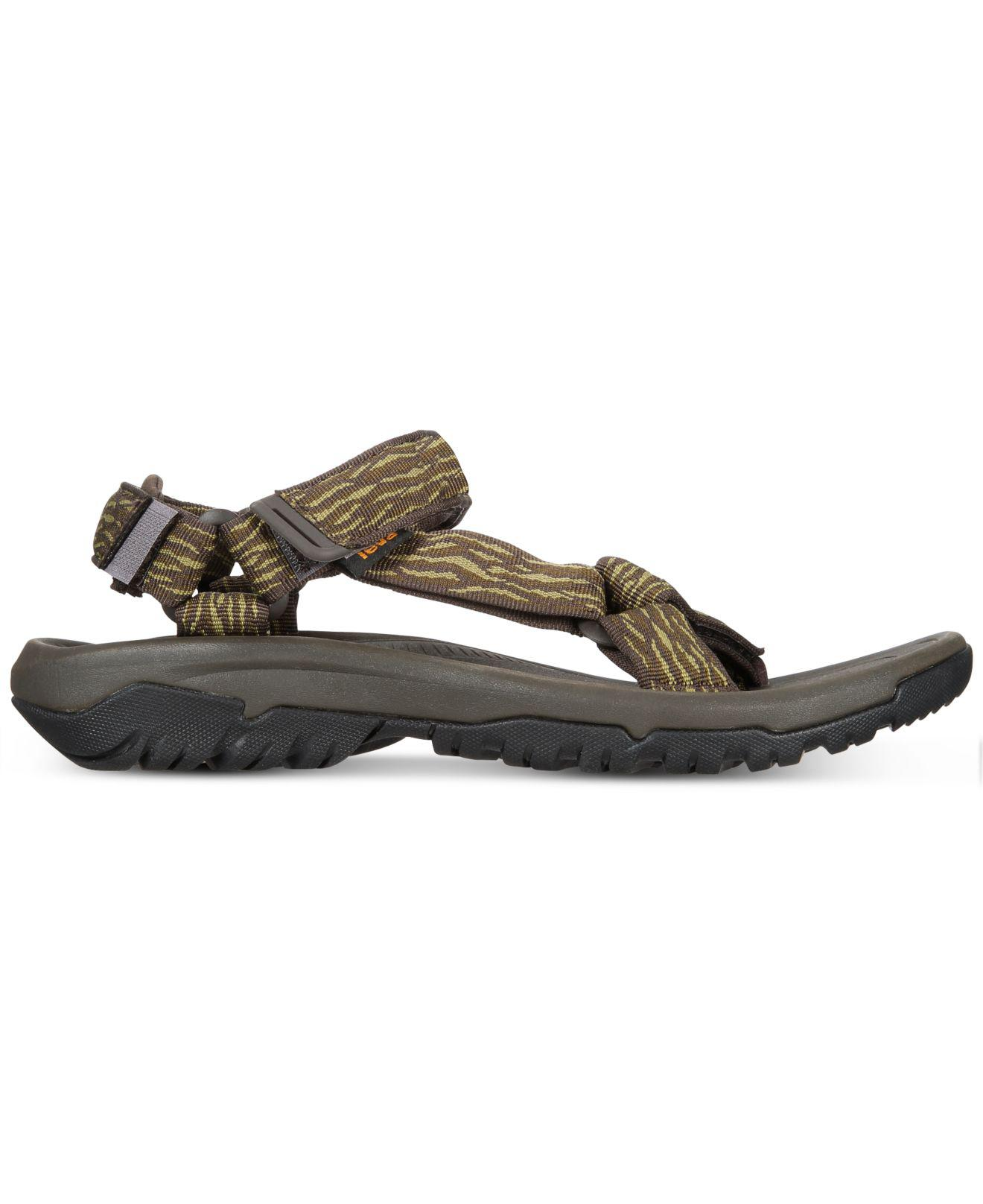 09b577fb4fec6 Lyst - Teva Hurricane Xlt2 Water-resistant Sandals in Black for Men