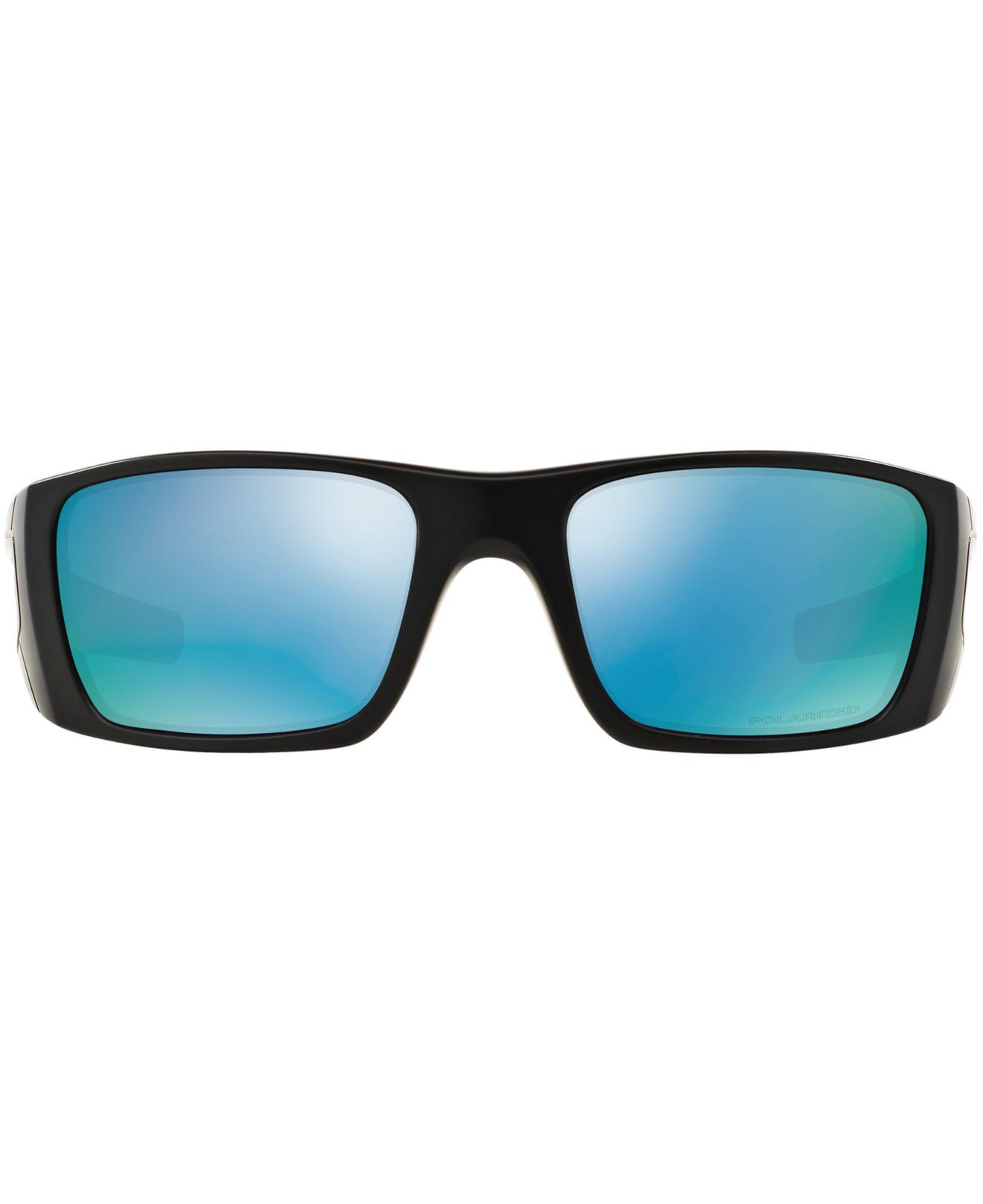 4b450fe453 Lyst - Oakley Oo9096 Fuel Cell Prizm Deep H20 in Blue for Men