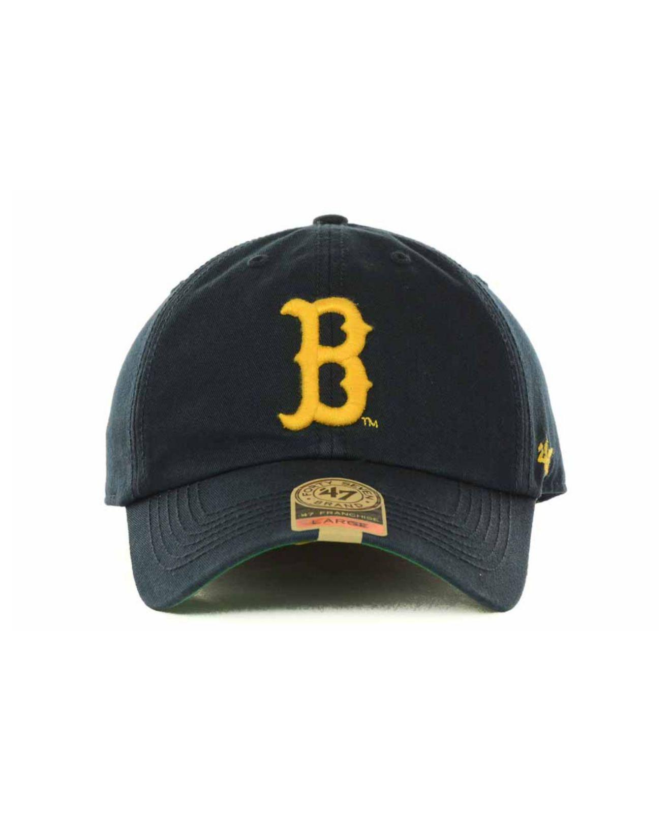 official photos 89535 5313a australia lyst 47 brand ucla bruins franchise cap in blue for men 9275e  fee59