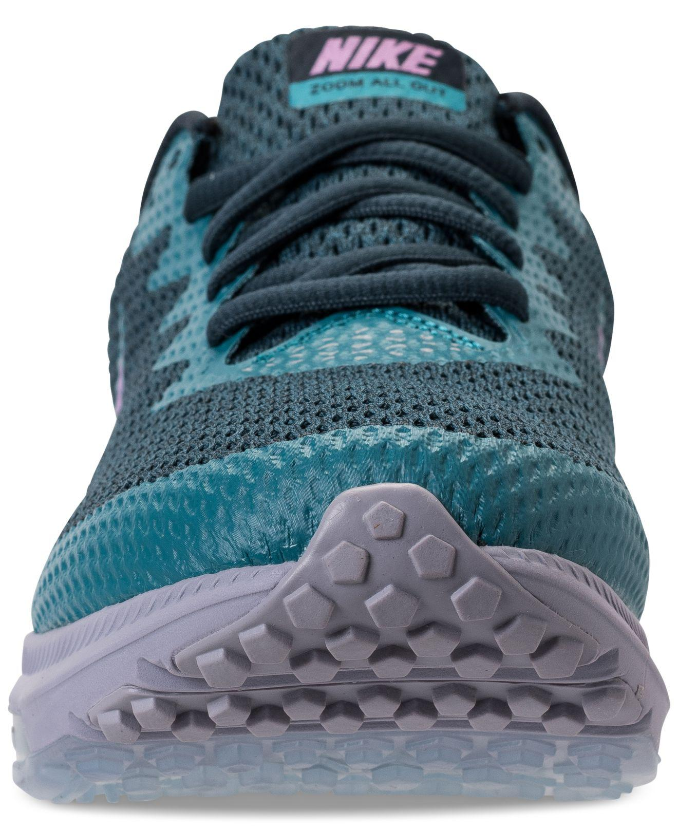 more photos fa487 26b07 Nike Women s Zoom All Out Low 2 Running Sneakers From Finish Line in ...