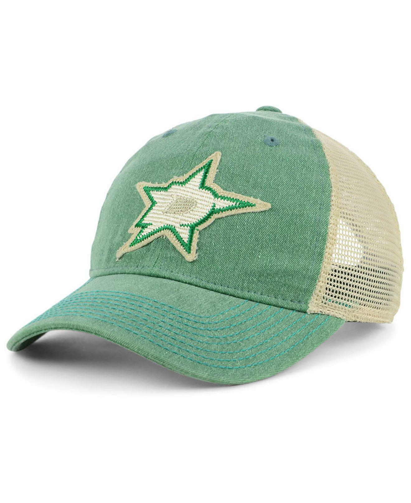 super popular 84fde 7d668 ... reduced adidas. mens green dallas stars sun bleached slouch cap 62be1  660b6